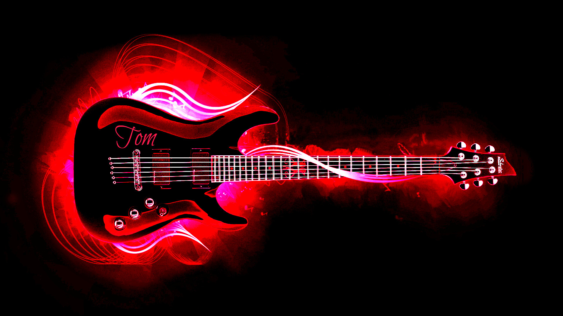1920x1080 Skeleton Guitar Wallpapers Pictures