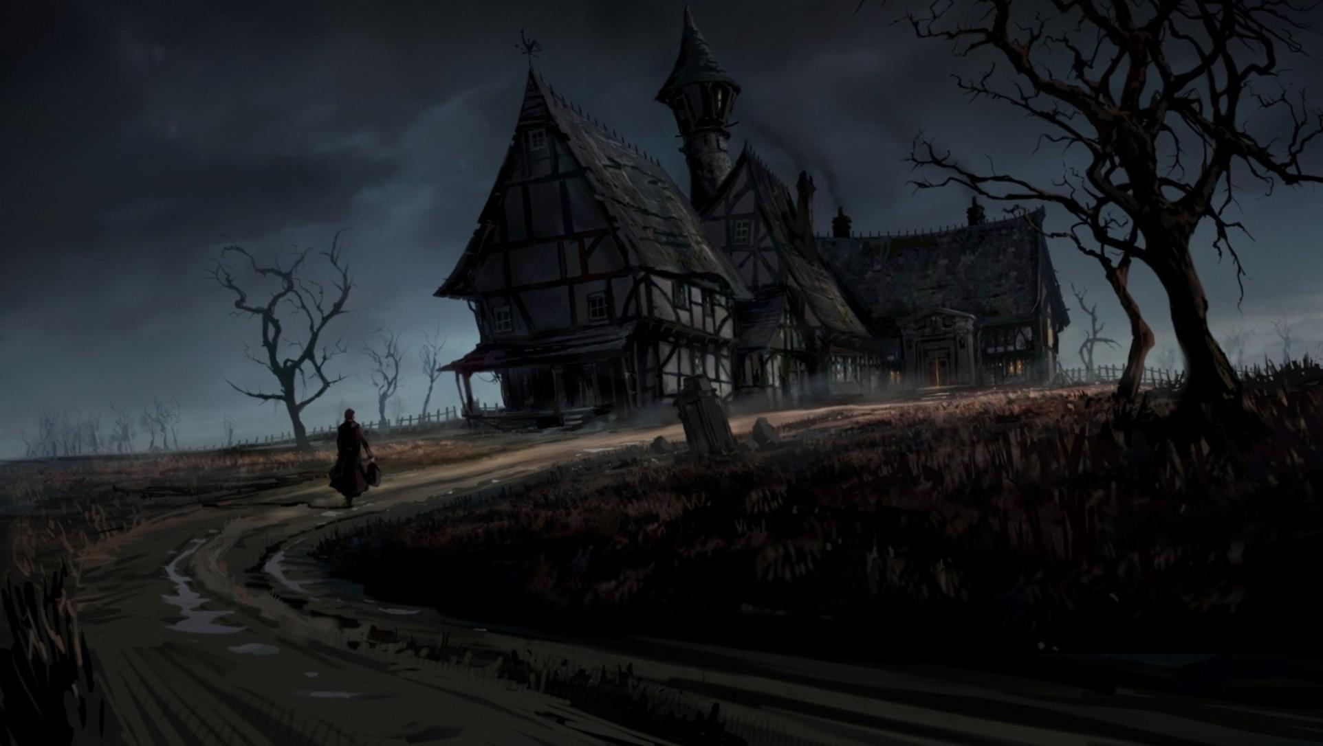 Dark fantasy wallpaper 79 images - Fantasy background ...