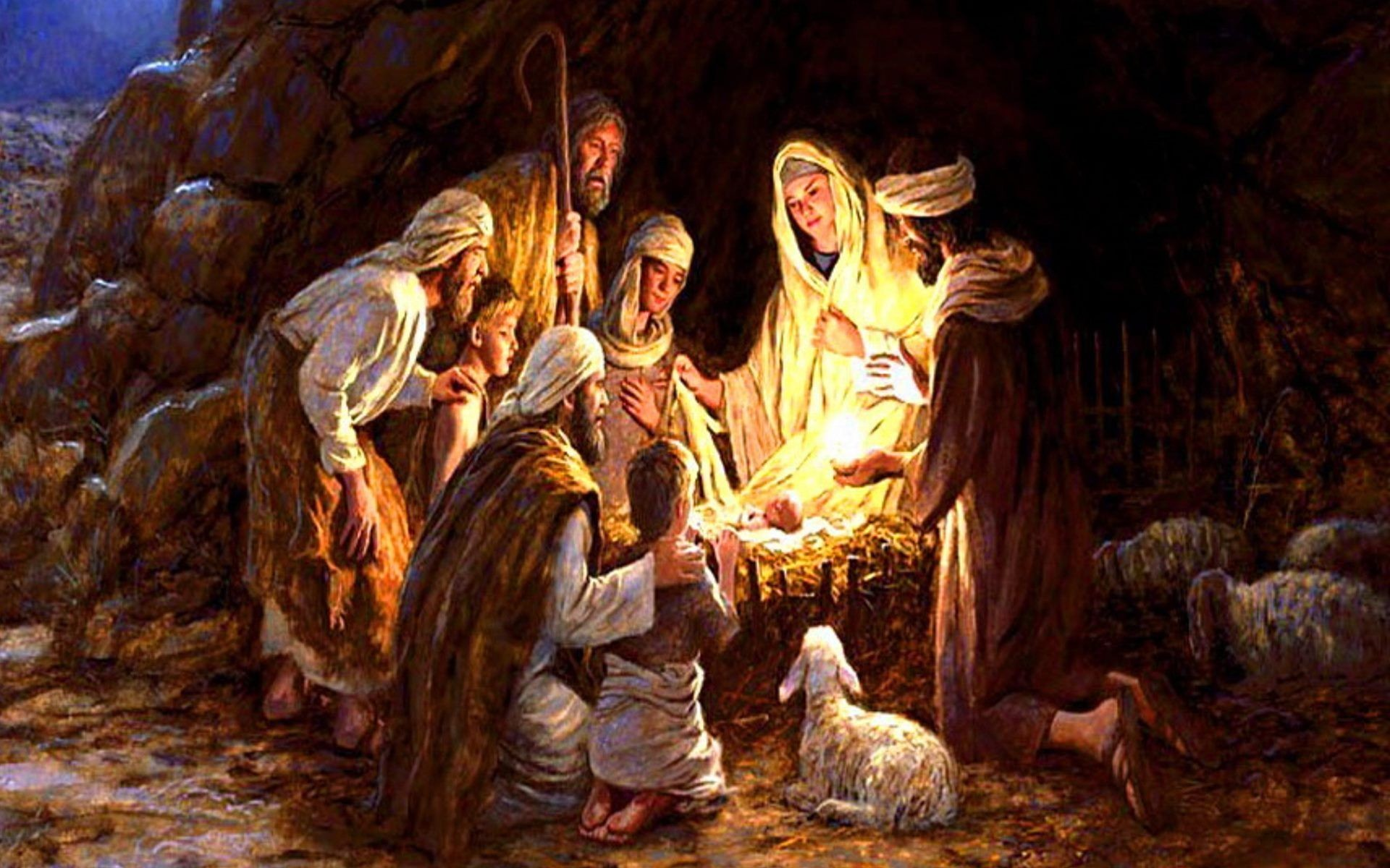 nativity scene wallpaper  44  images