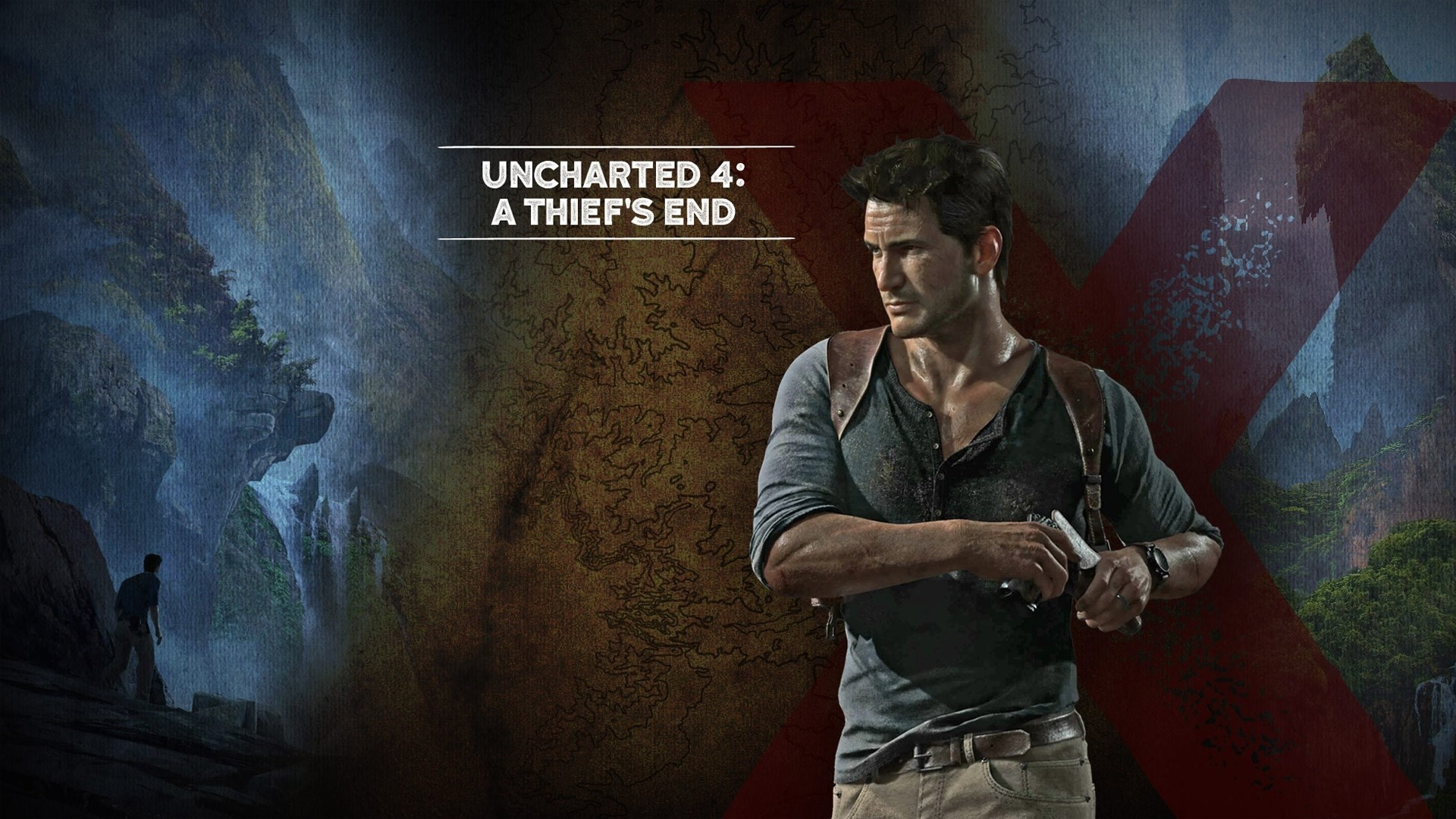 1920x1080  uncharted 4 wallpaper for computer screen