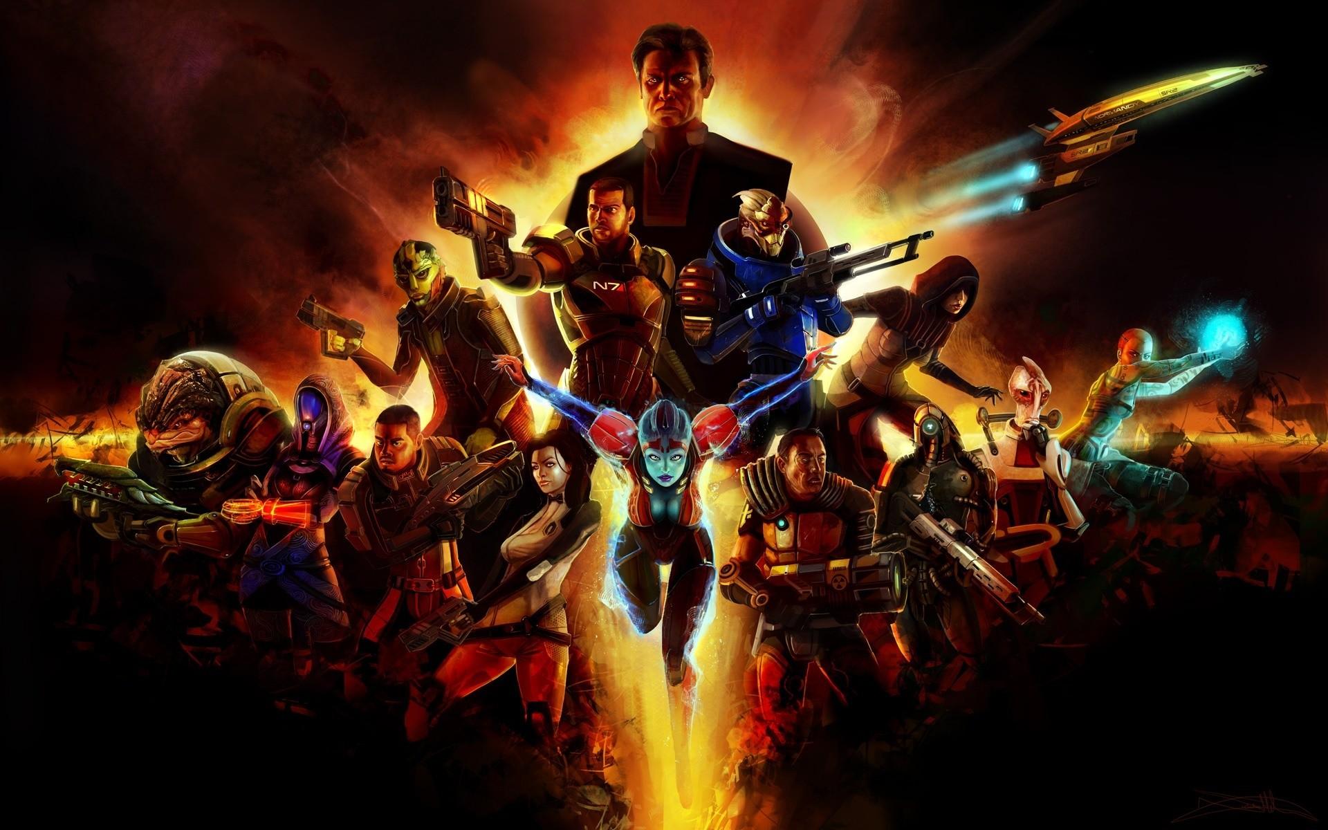 Mass Effect 2 Wallpaper (79+ images)