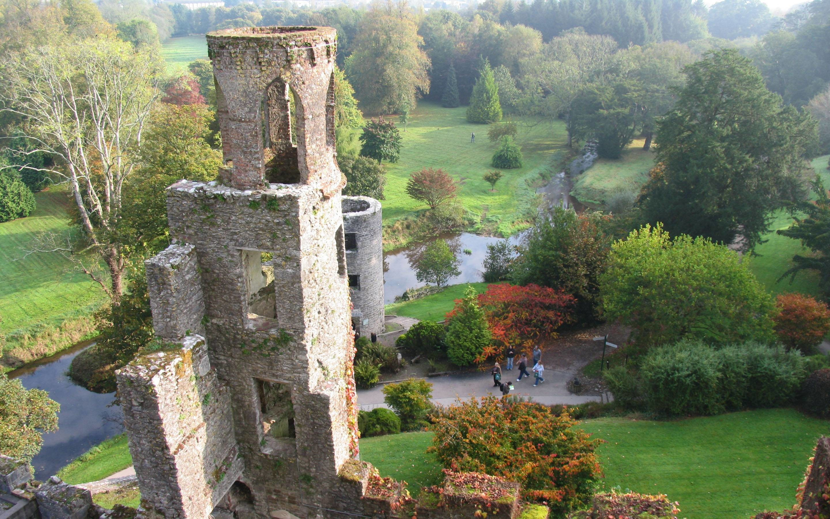 2880x1800 Blarney Castle,Ireland | Wallpapers for PC