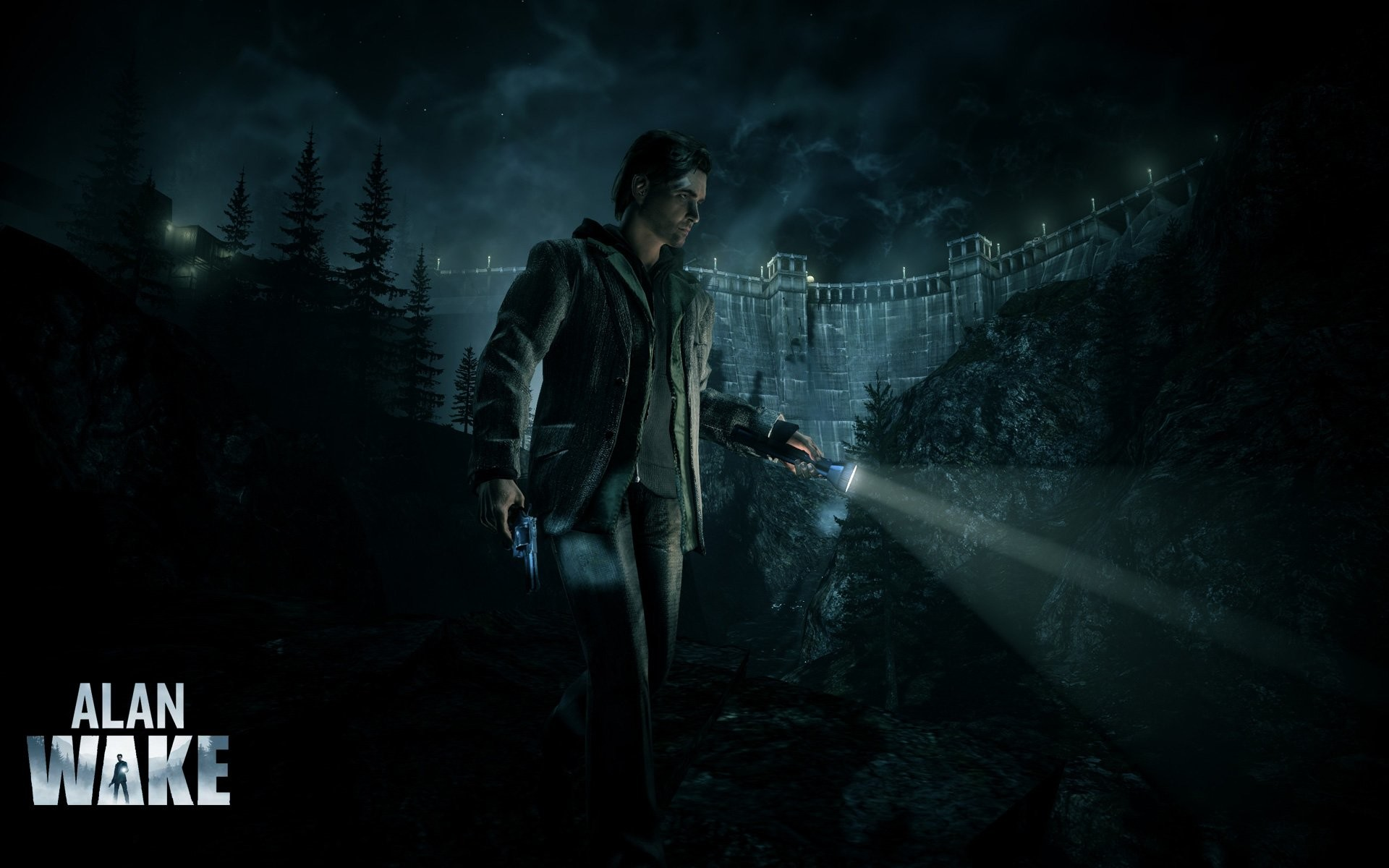 1920x1200 Video Game - Alan Wake Wallpaper