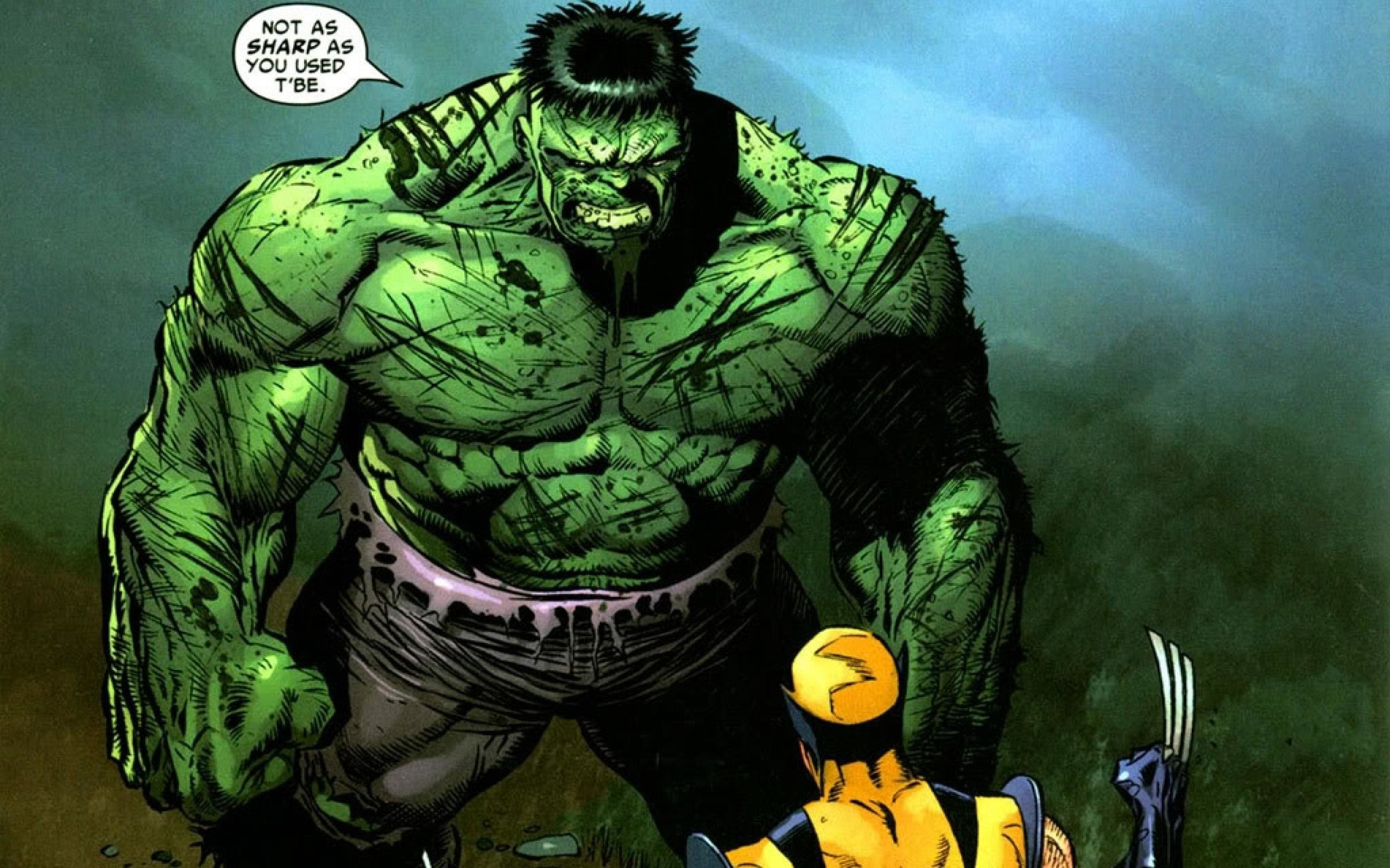 Incredible Hulk Wallpaper 2018 (58+ images)