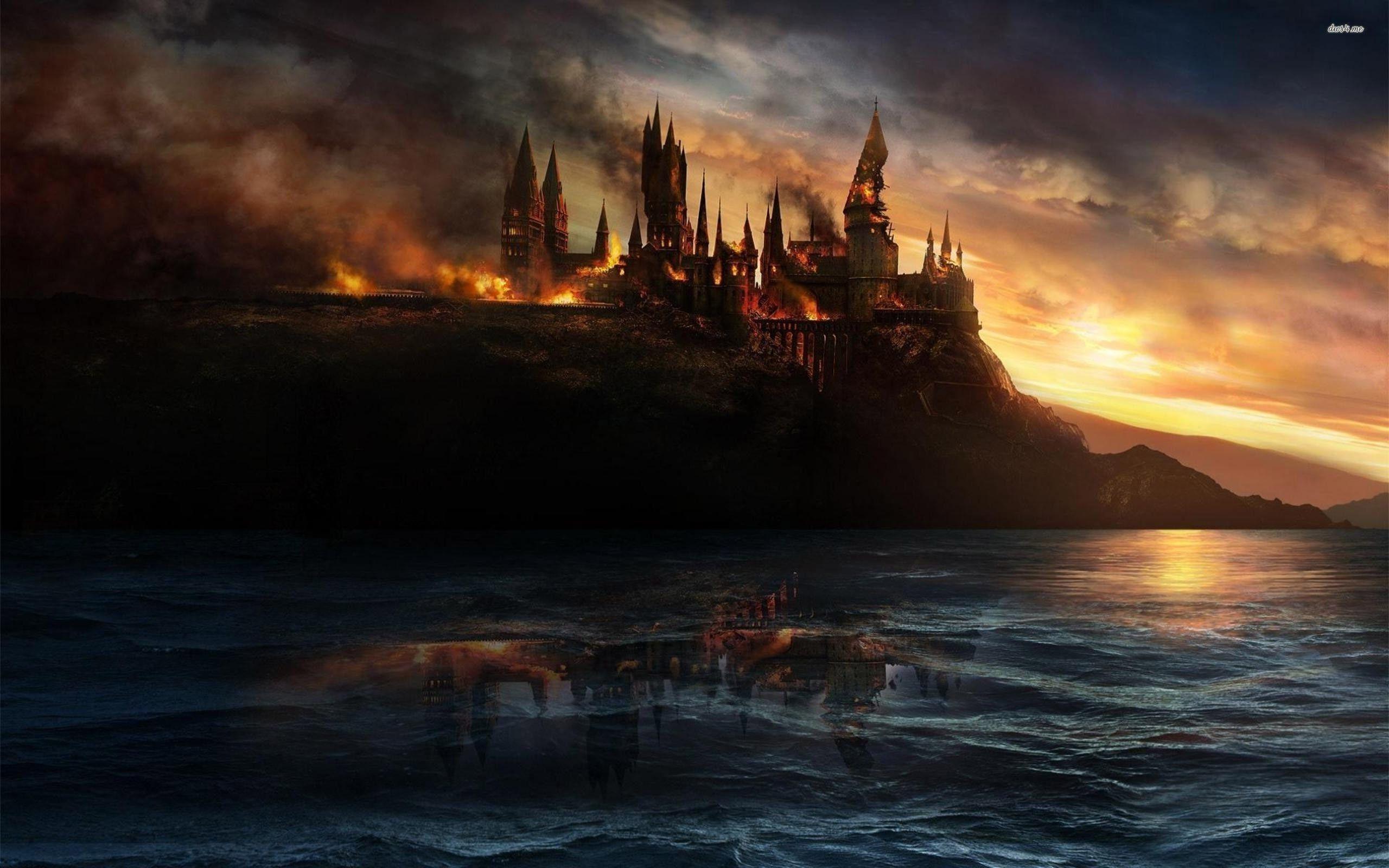 Harry Potter Wallpapers Hd: Harry Potter Wallpaper For Desktop (72+ Images