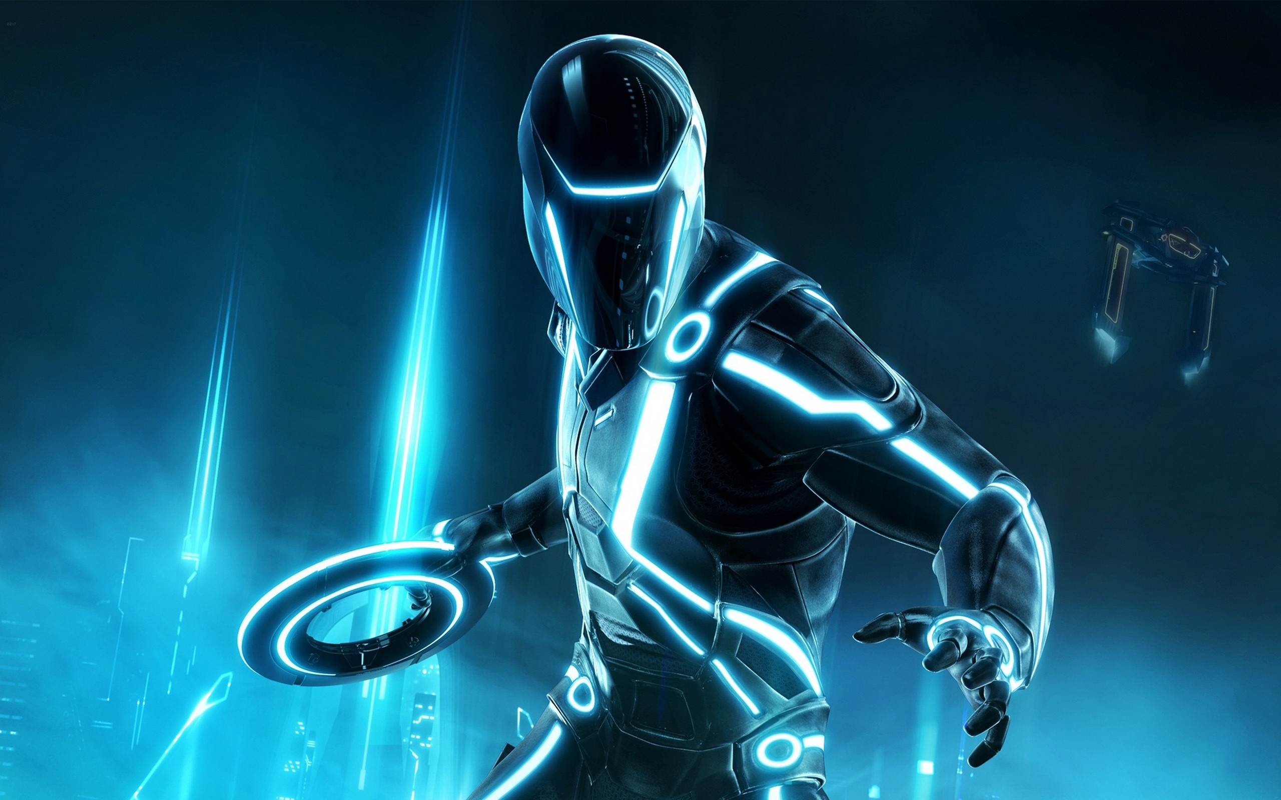 2560x1600 Tron-Wallpaper-3-by-mountwall ?