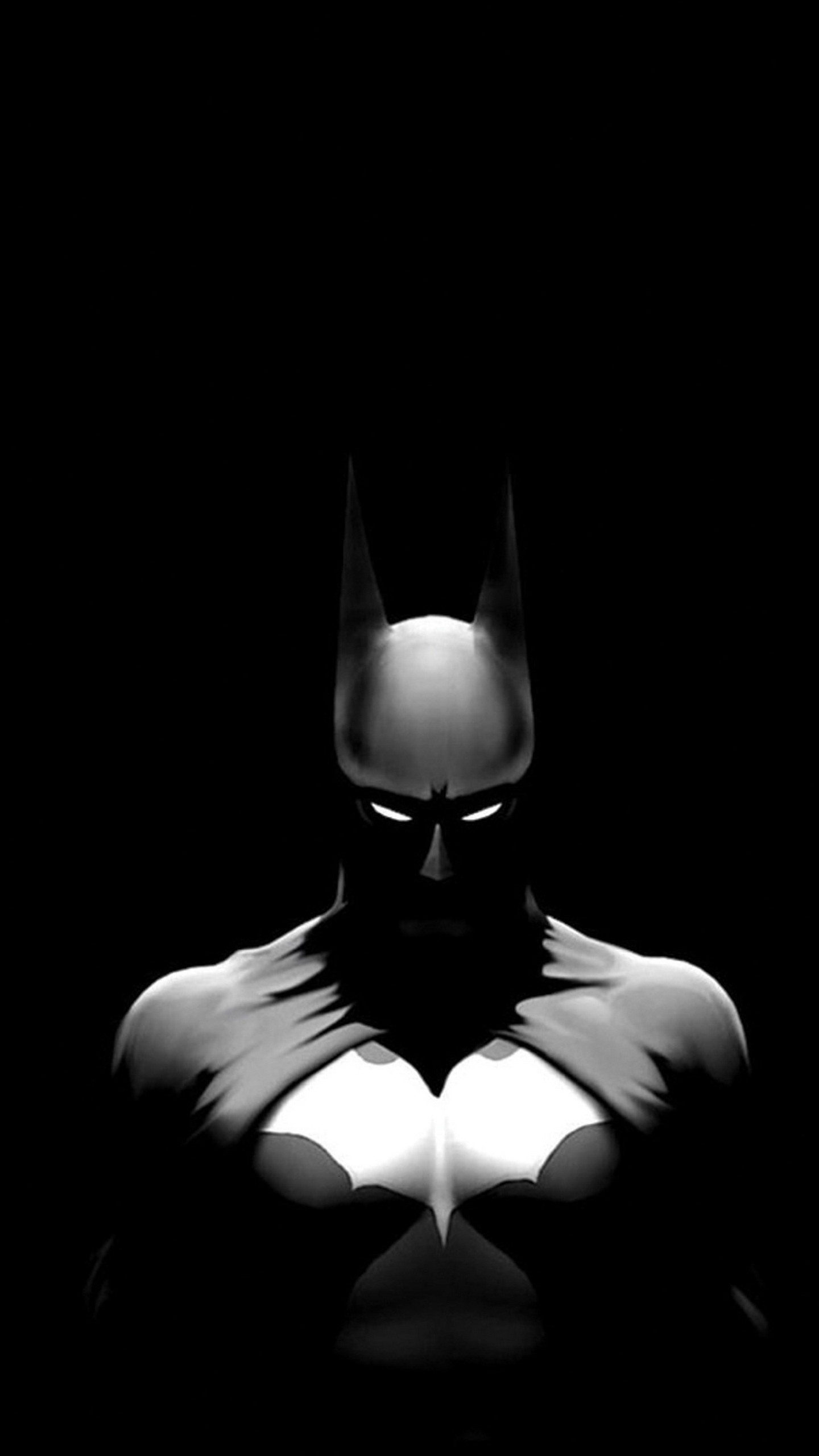 1440x2560 Batman Dark Lock Screen 1440A 2560 Samsung Galaxy Note 4 Wallpaper