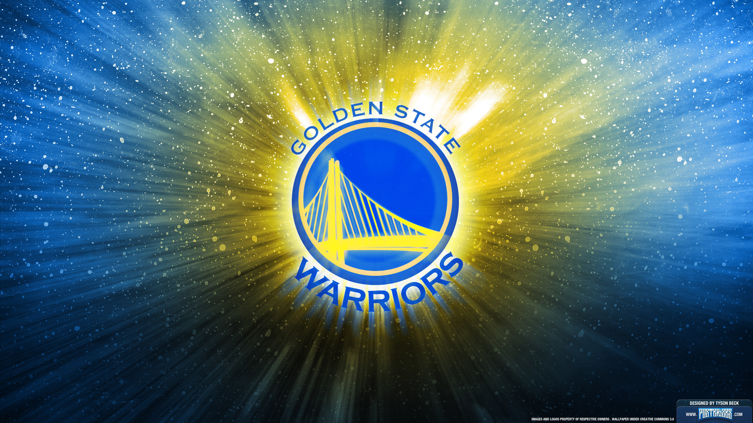 2560x1440 Golden State Warriors