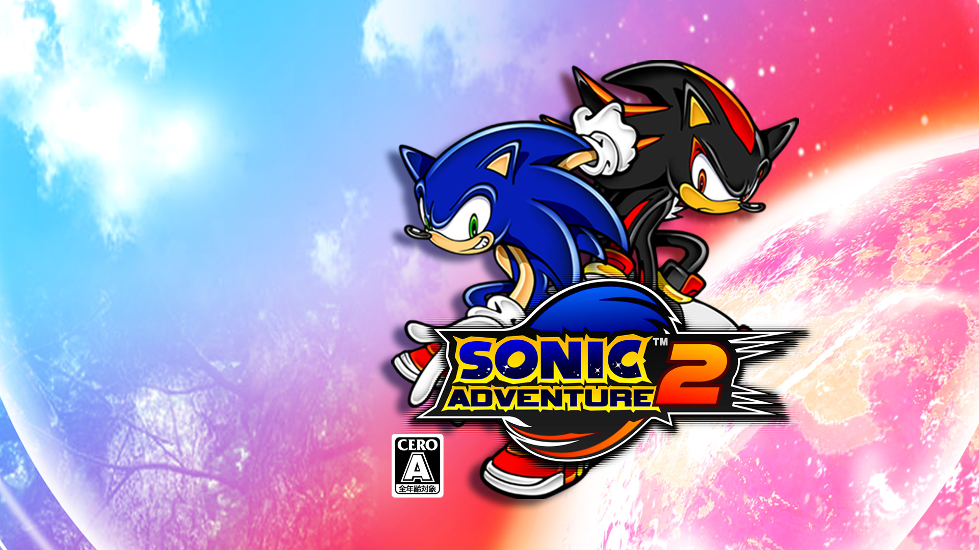 1920x1080 Video Game - Sonic Adventure 2 Sonic the Hedgehog Shadow Wallpaper