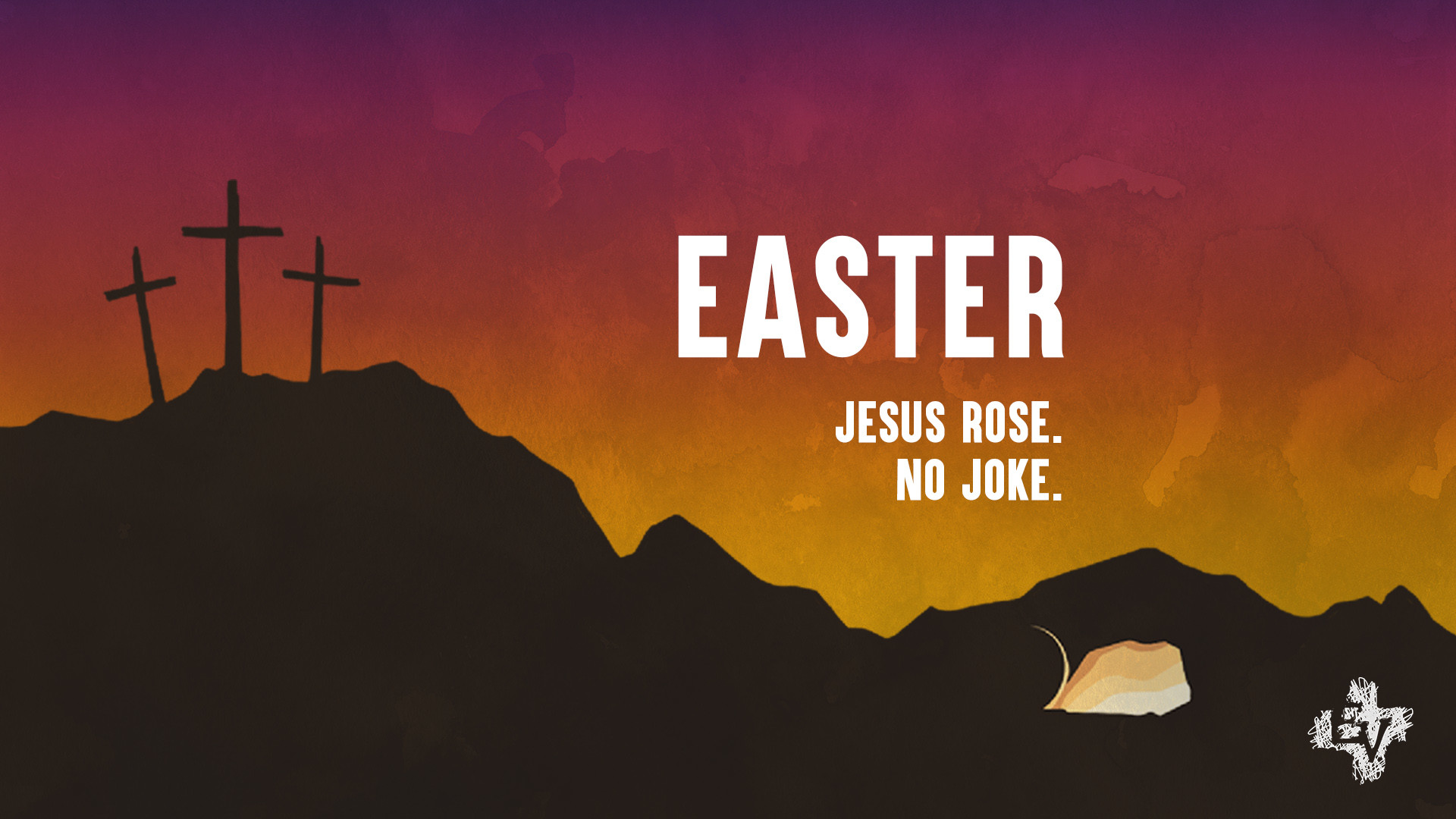 1920x1080 The Resurrection – Easter Sunday Service