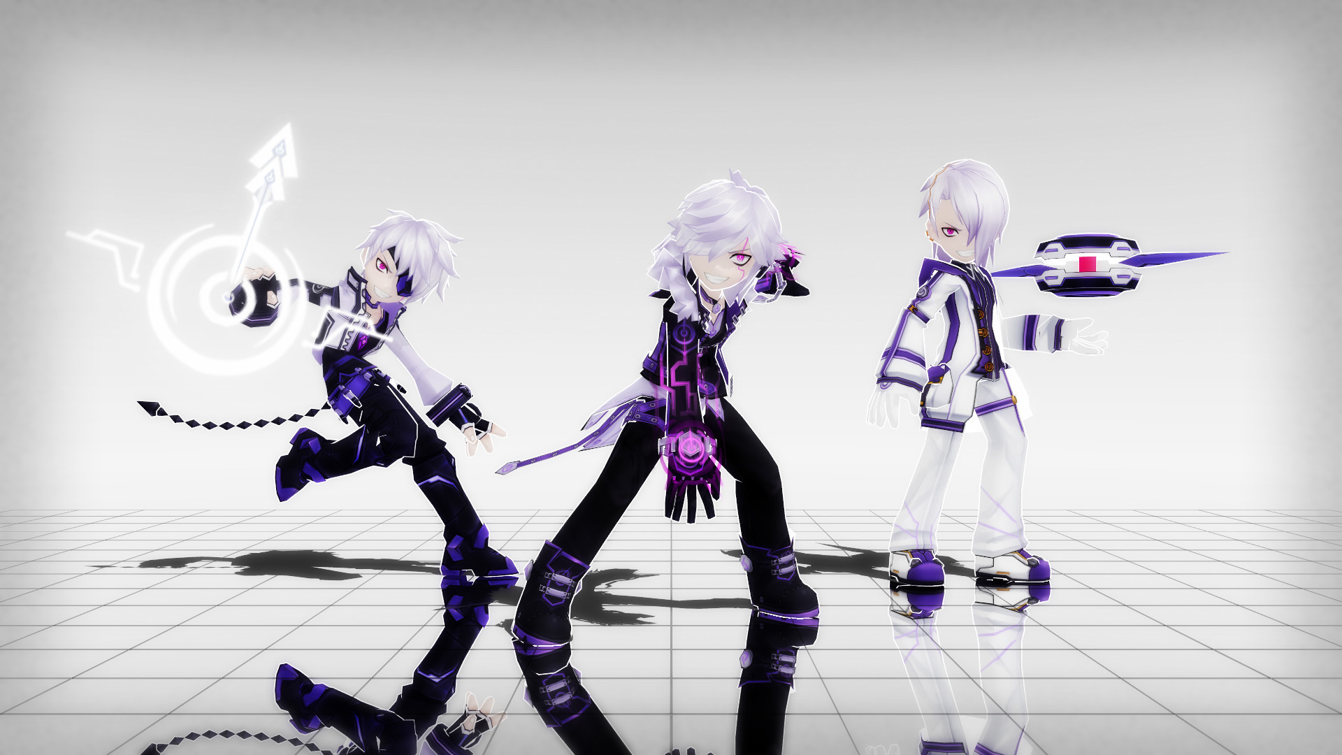 1920x1080 ... Elsword: Add First Job Wallpaper by DiabolicTurkey