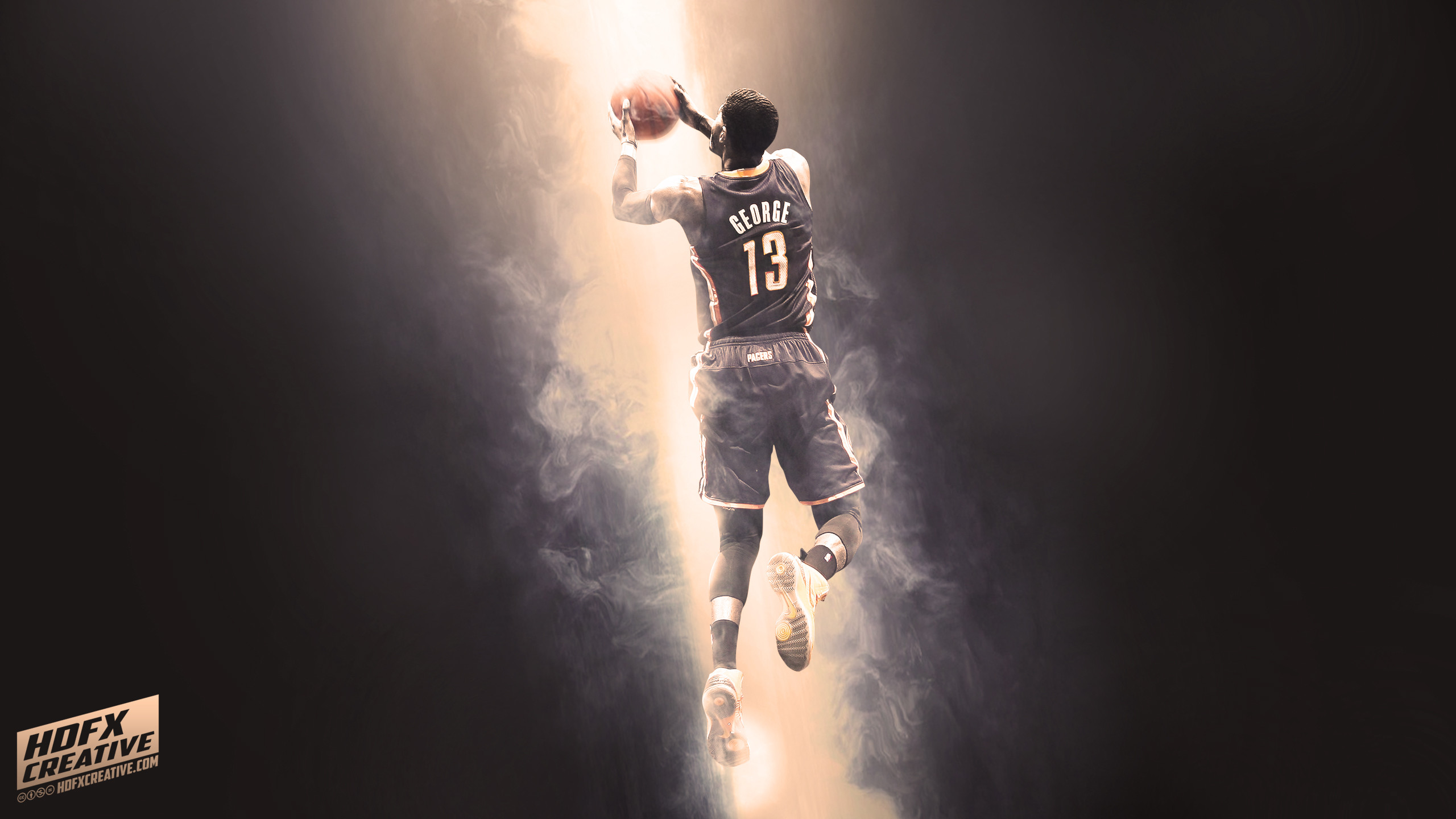 Paul george dunk wallpaper 74 images 2560x1440 wallpaper paul george indiana pacers basketball nba voltagebd Image collections