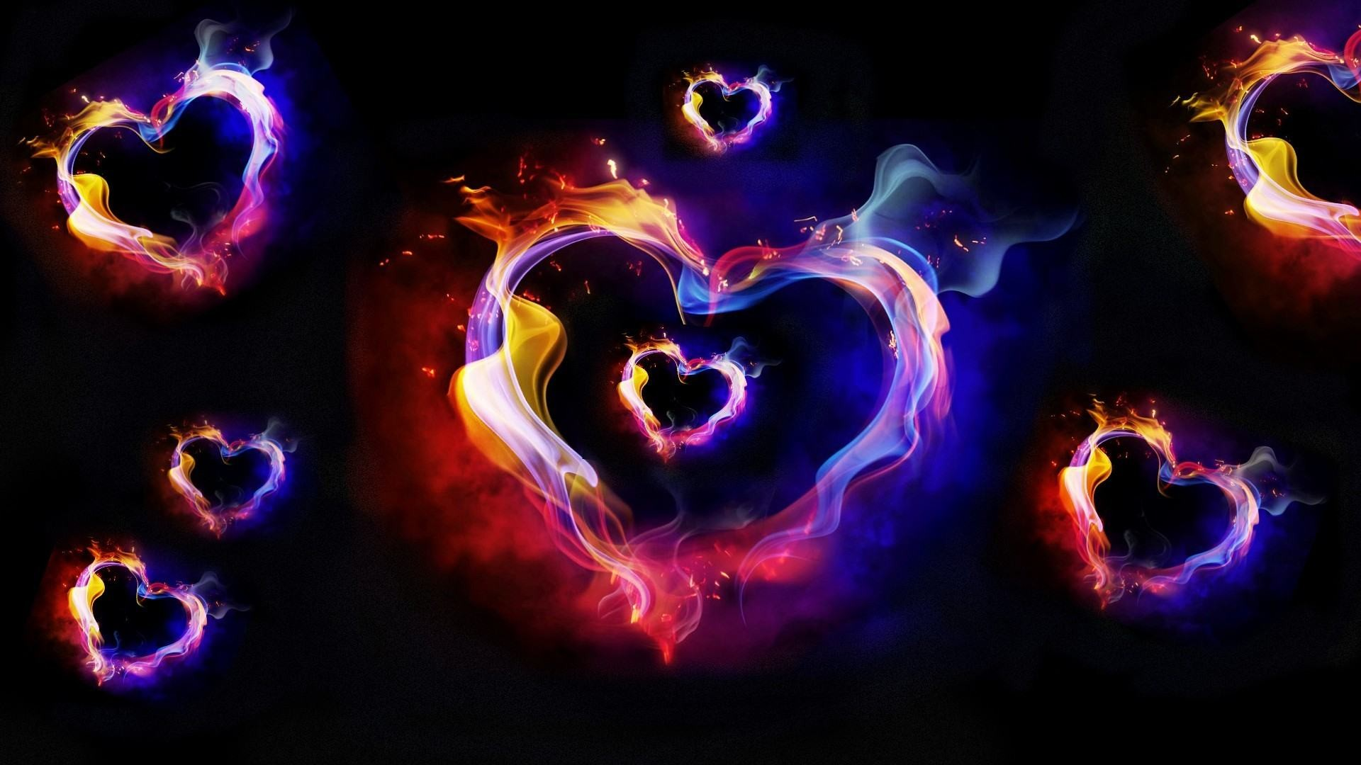 cool heart backgrounds 57 images
