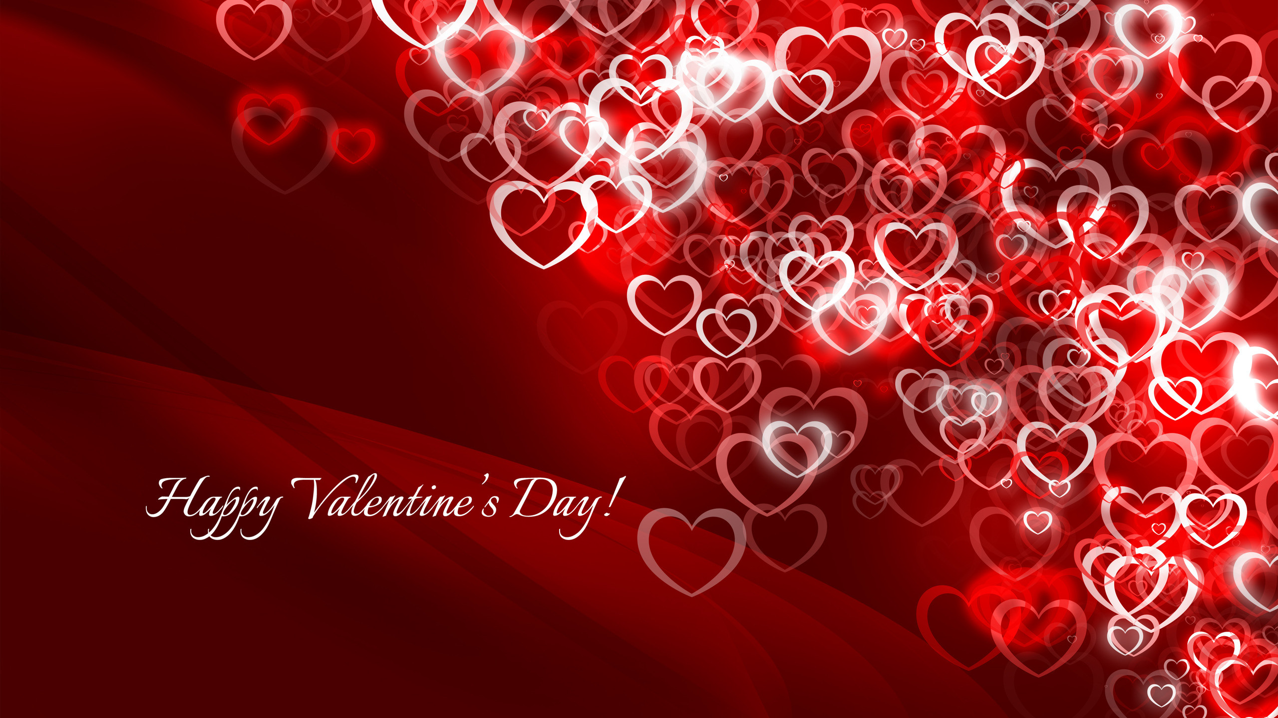 2560x1440 HD Wallpaper 1920x1200 Happy Valentines Day