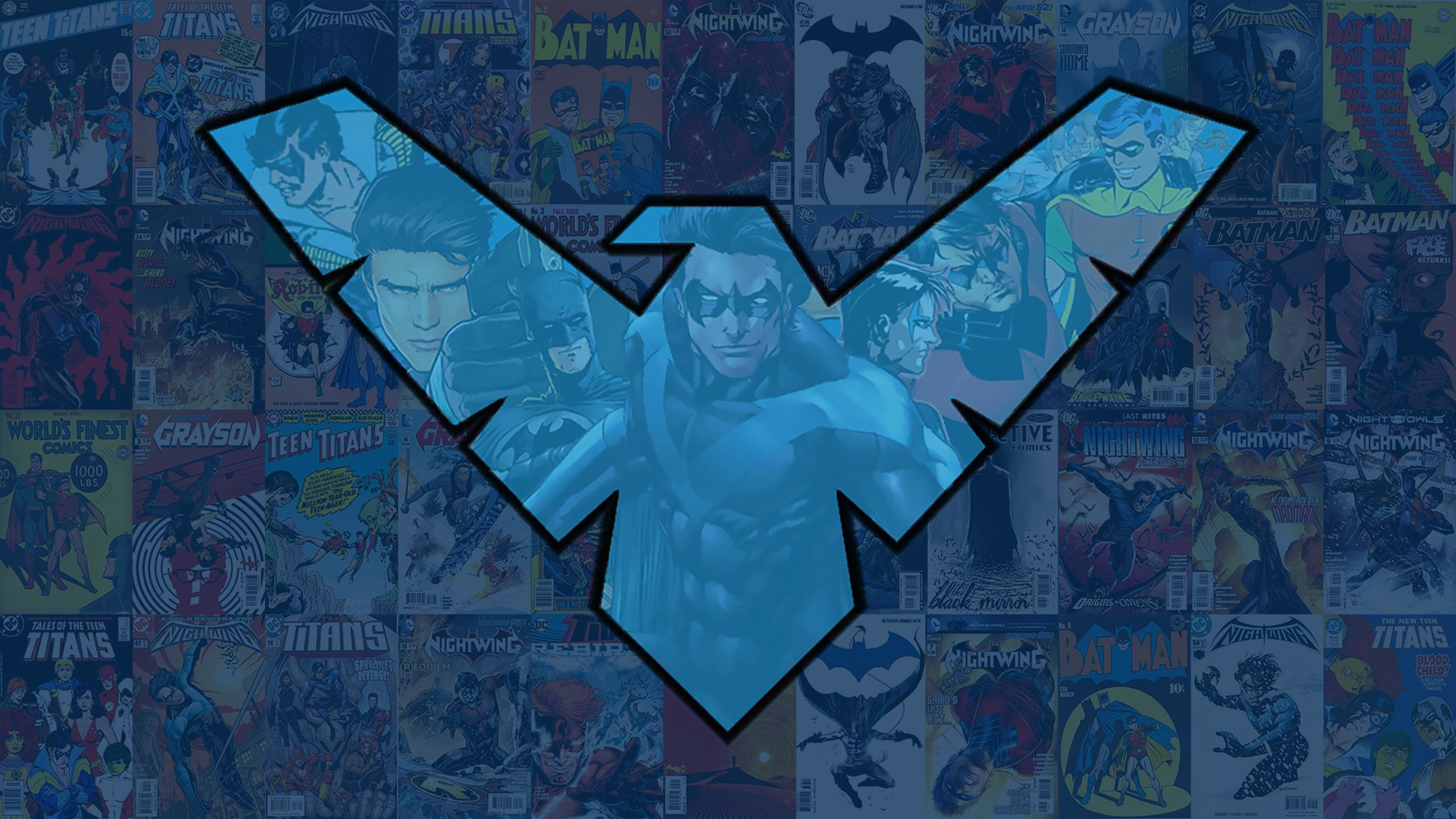 2560x1440 Batman Nightwing Android Central