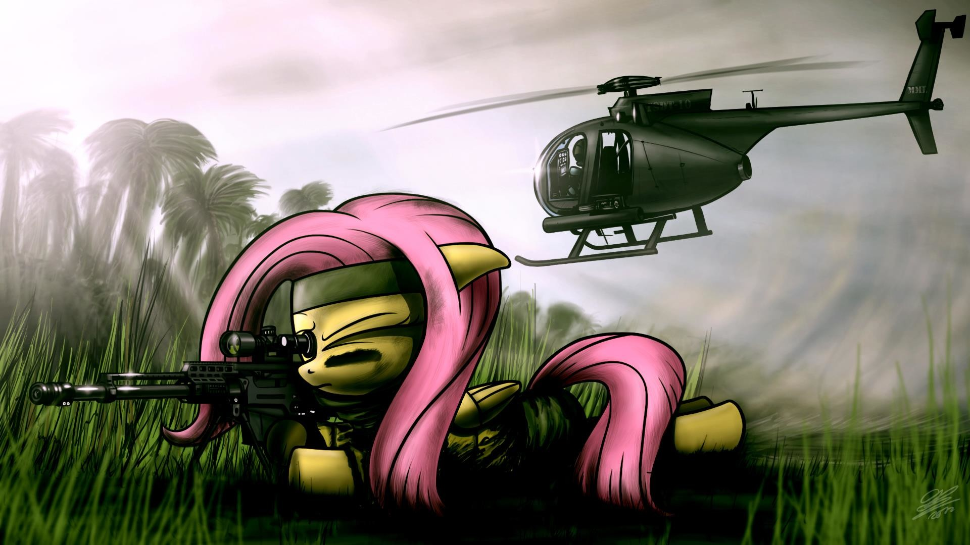 1920x1080 Helicopter My Little Pony Wallpapers.