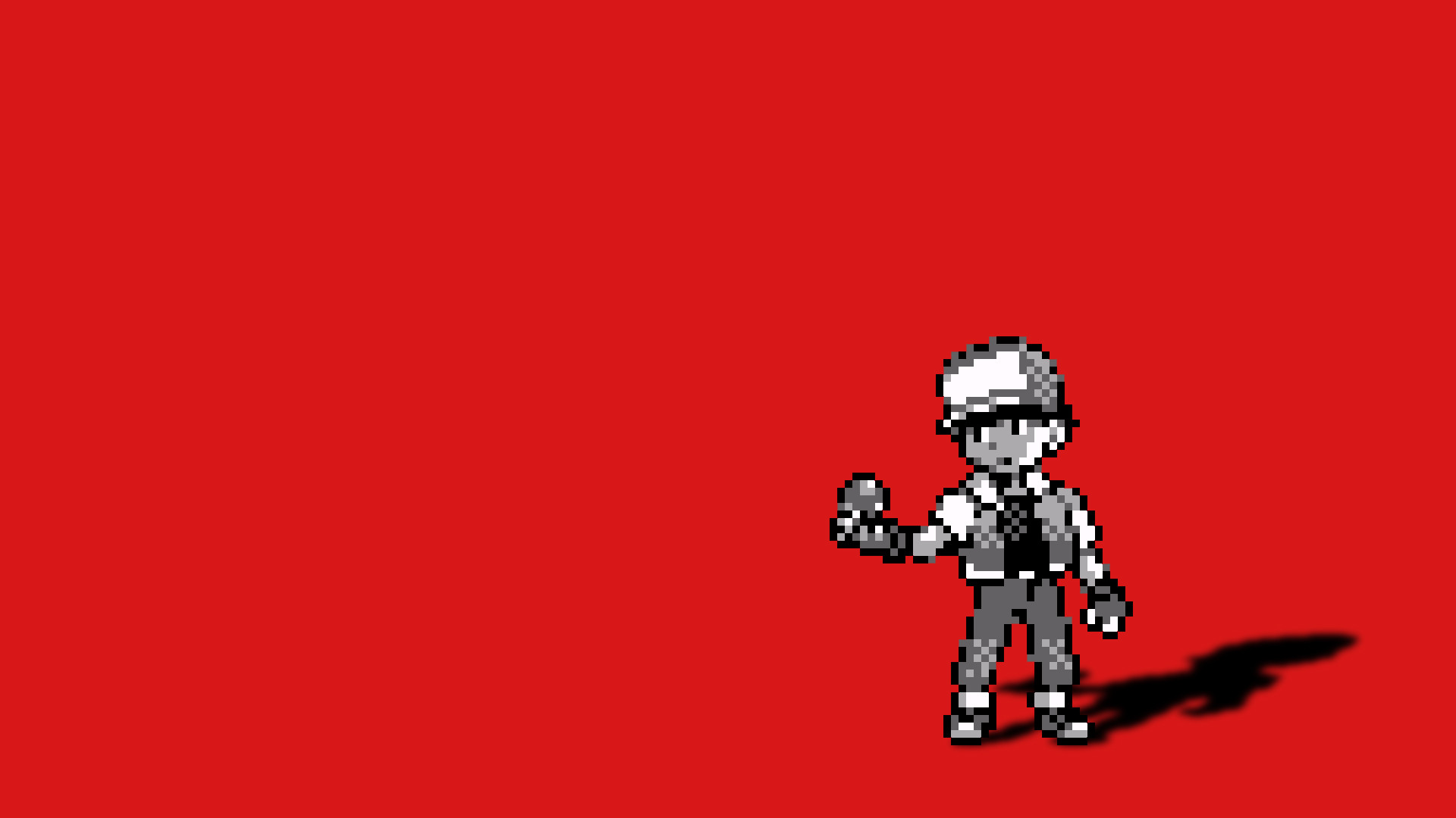 1920x1080 Pokemon Red Wallpaper Desktop On Wallpaper 1080p HD