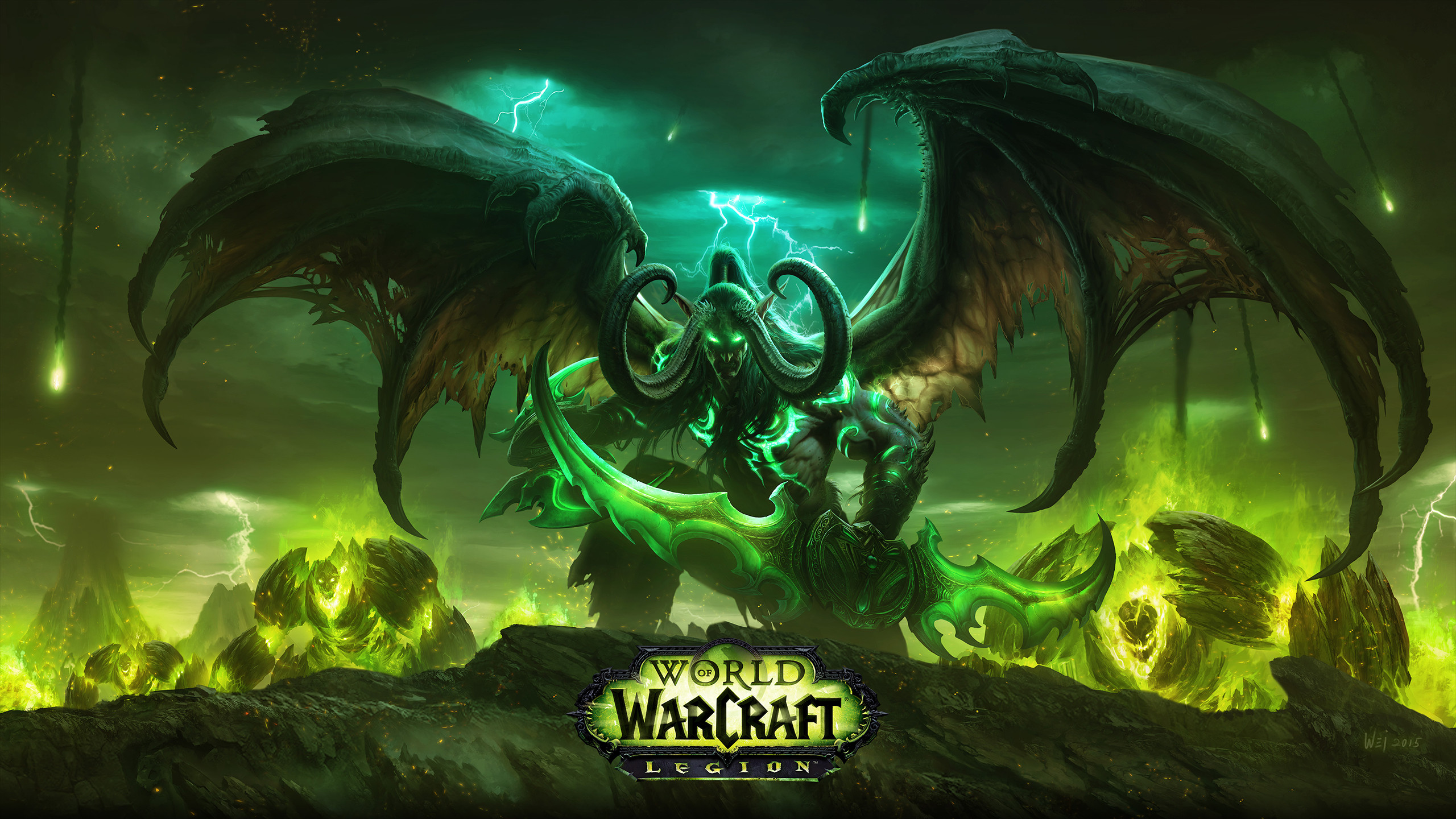 2560x1440 World of Warcraft®