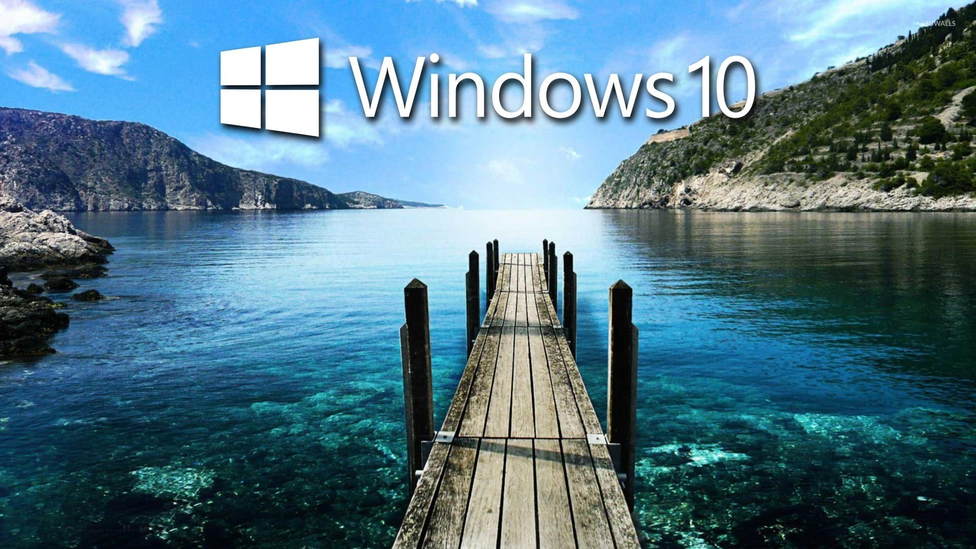 Windows 10 Wallpapers 1920x1080 (74+ images)