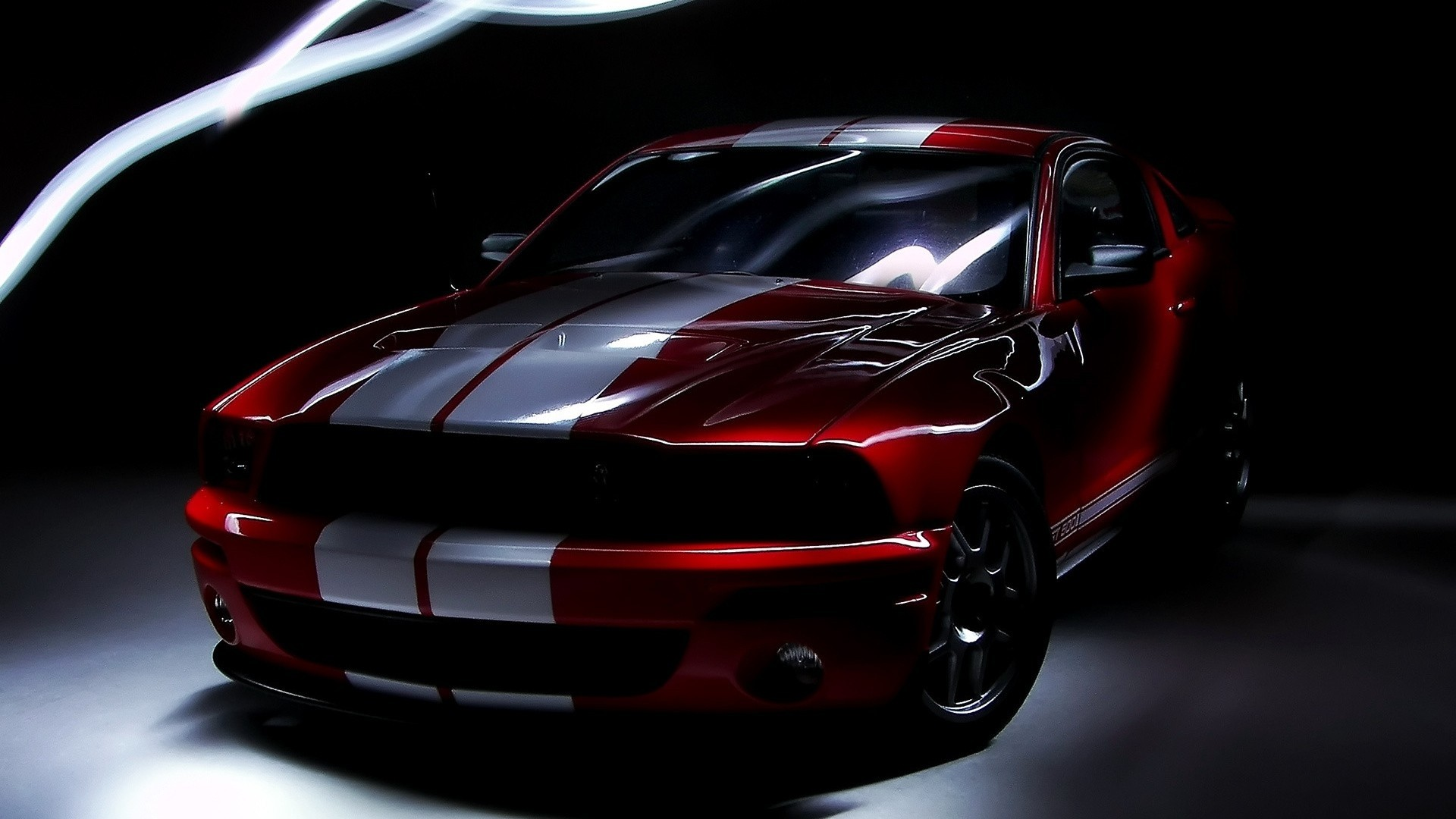 1920x1080 Ford Mustang GT Red Front Muscle Car. Download · 2048x2048 Wallpaper 609085