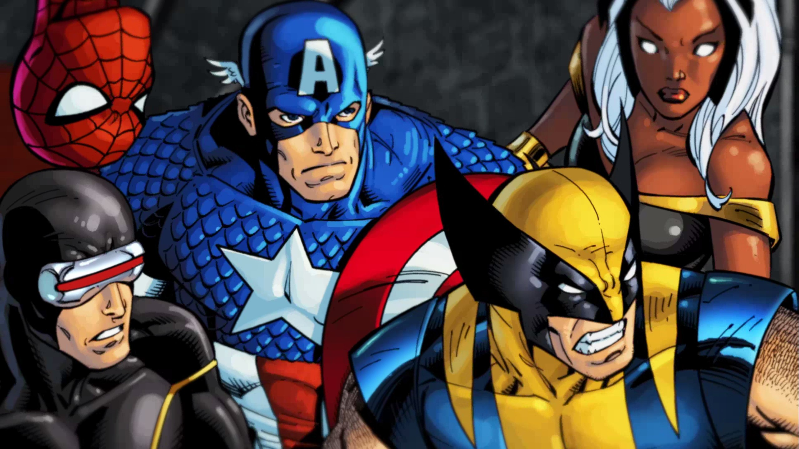 Marvel 3d wallpapers 60 images - All marvel heroes wallpaper ...
