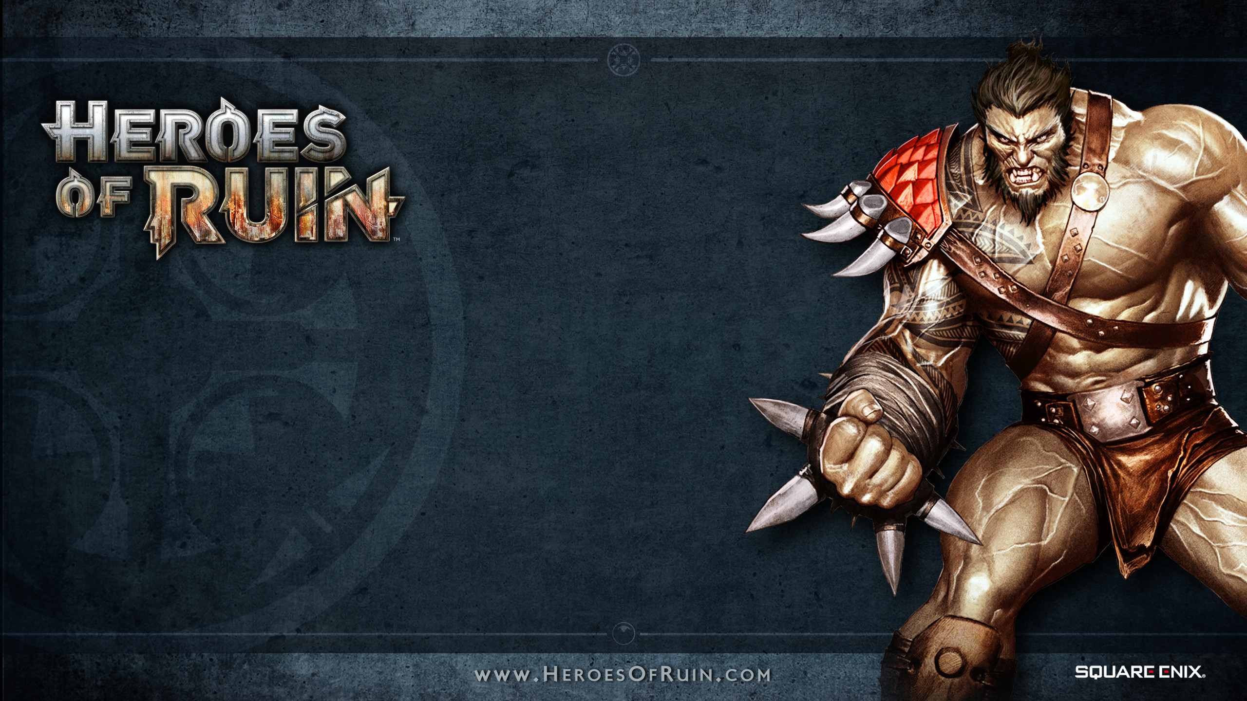 2560x1440 Heroes of Ruin - Savage #1