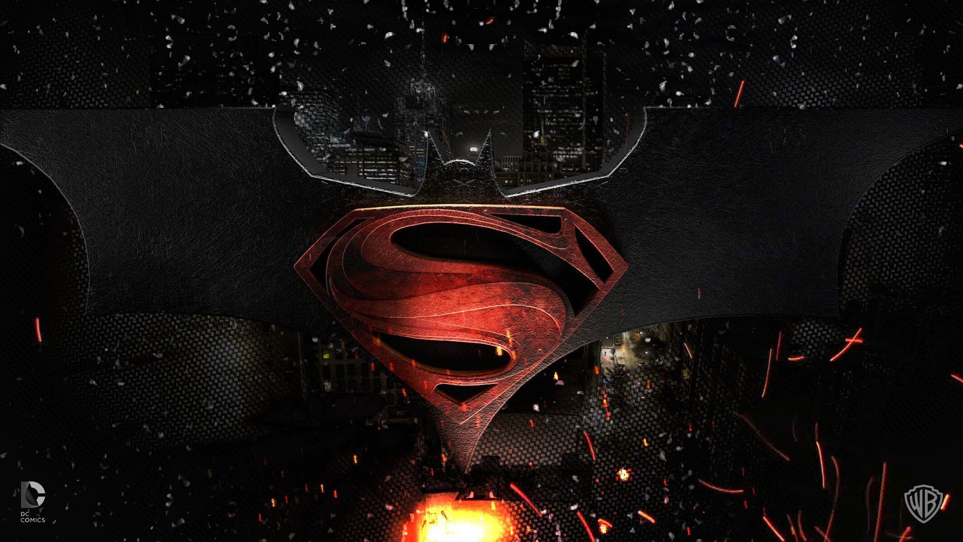 Batman Vs Superman Symbol Wallpaper 59 Images