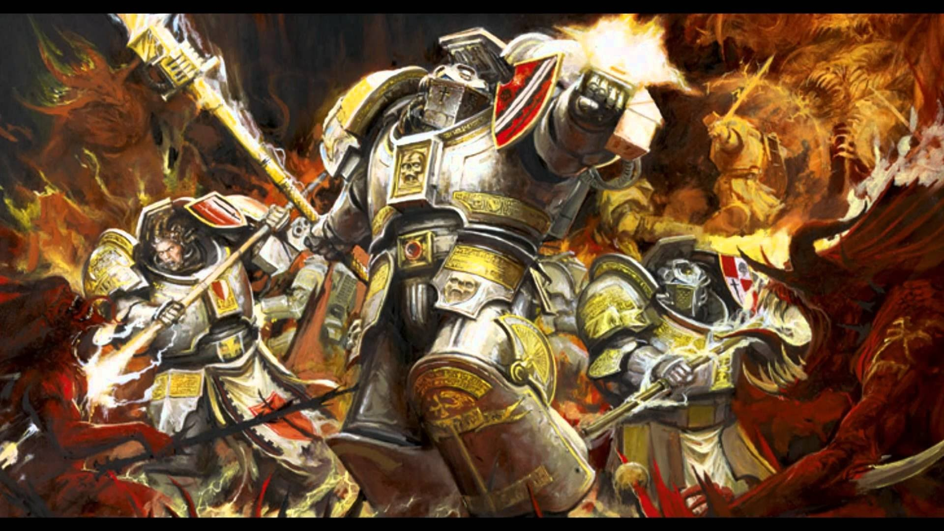 Warhammer 40k Wallpaper Grey Knights 53 Images