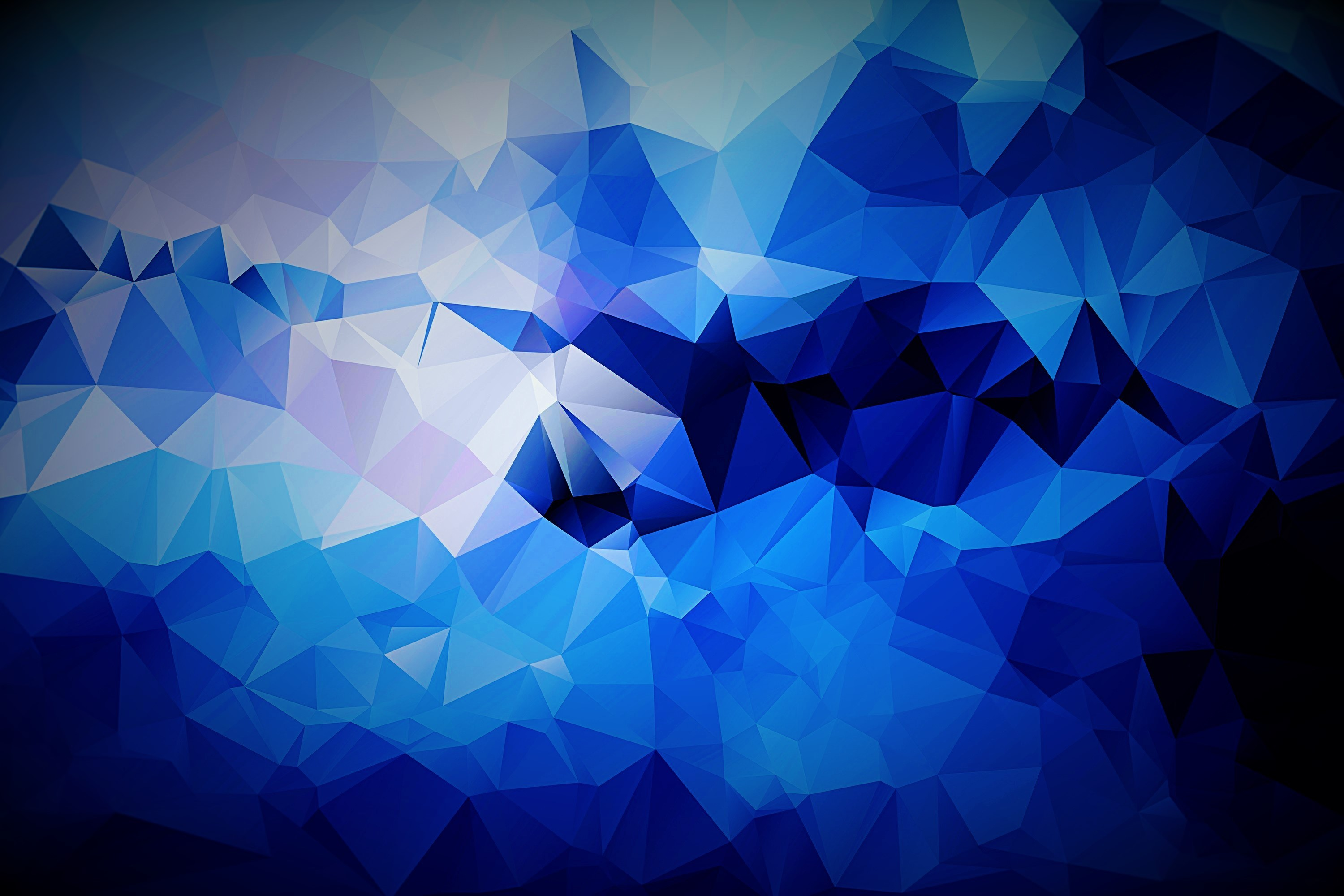 Blue Abstract Wallpaper (65+ images)