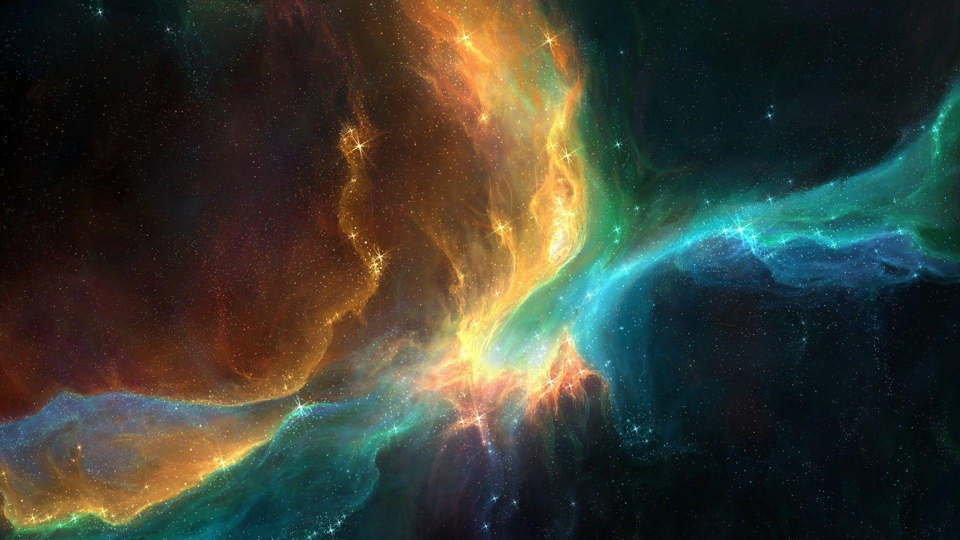eagle nebula wallpaper widescreen - photo #11