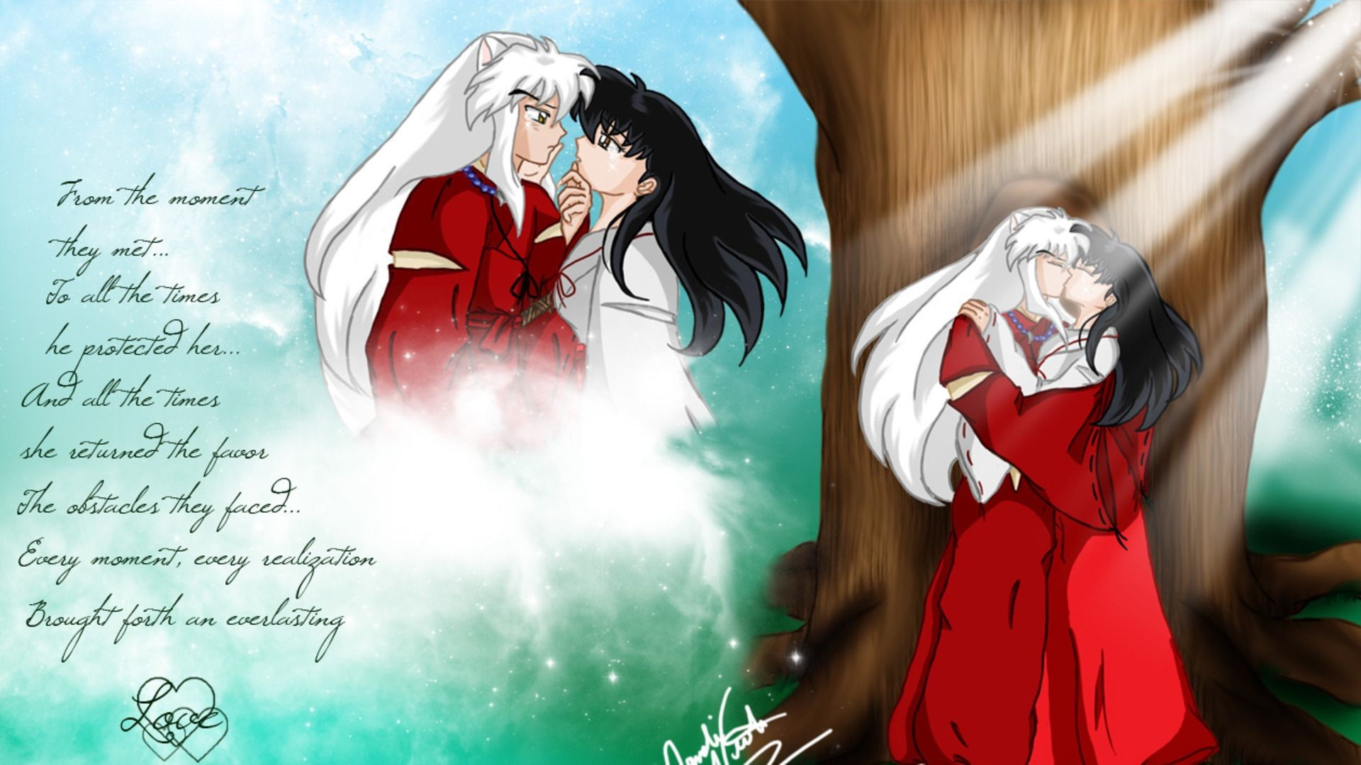 1920x1080 Inuyasha Wallpapers High Quality | Download Free