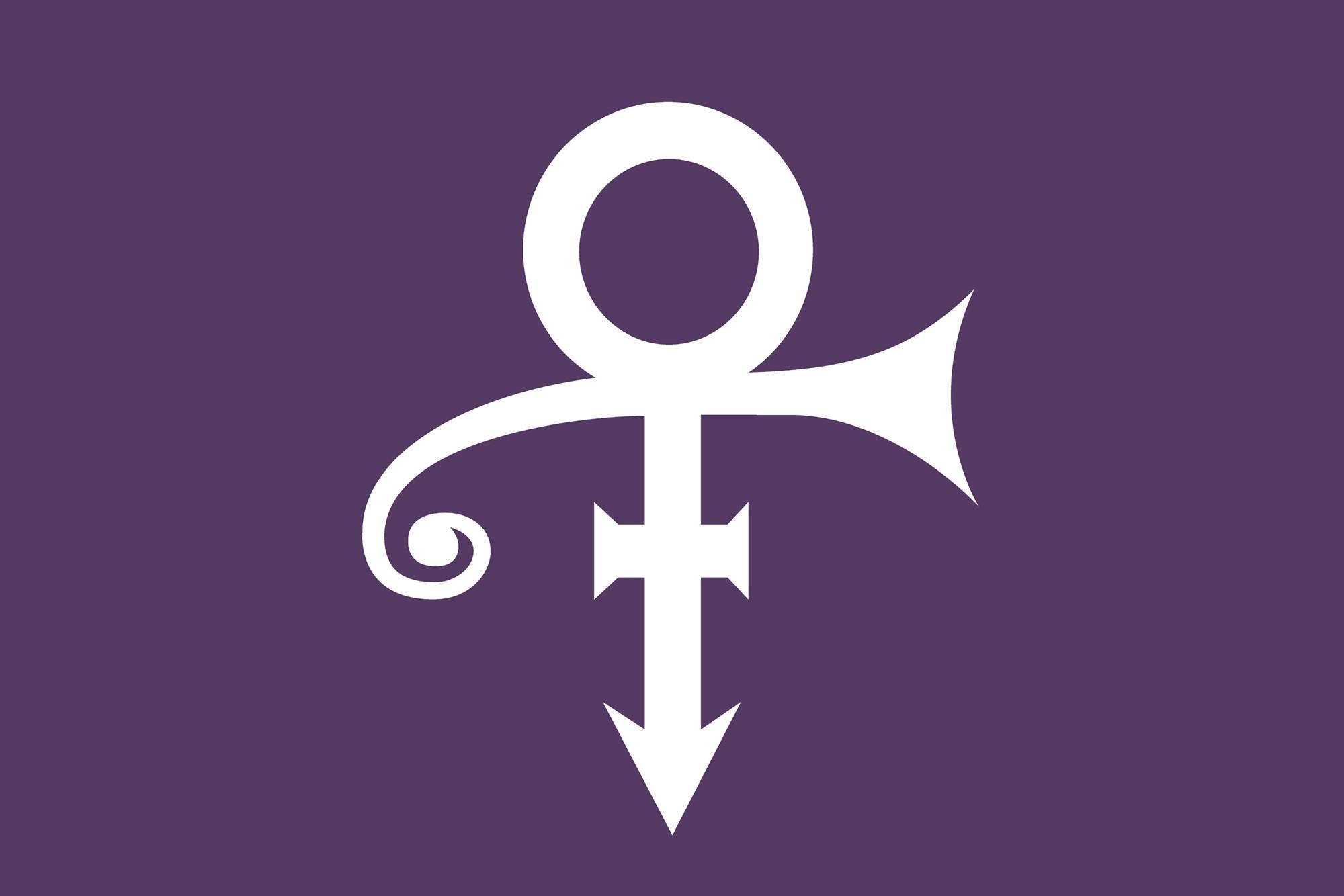 prince symbol wallpaper