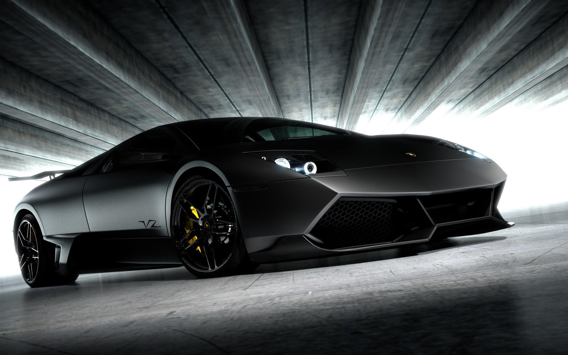 Black Lamborghini Wallpaper (72+ images)