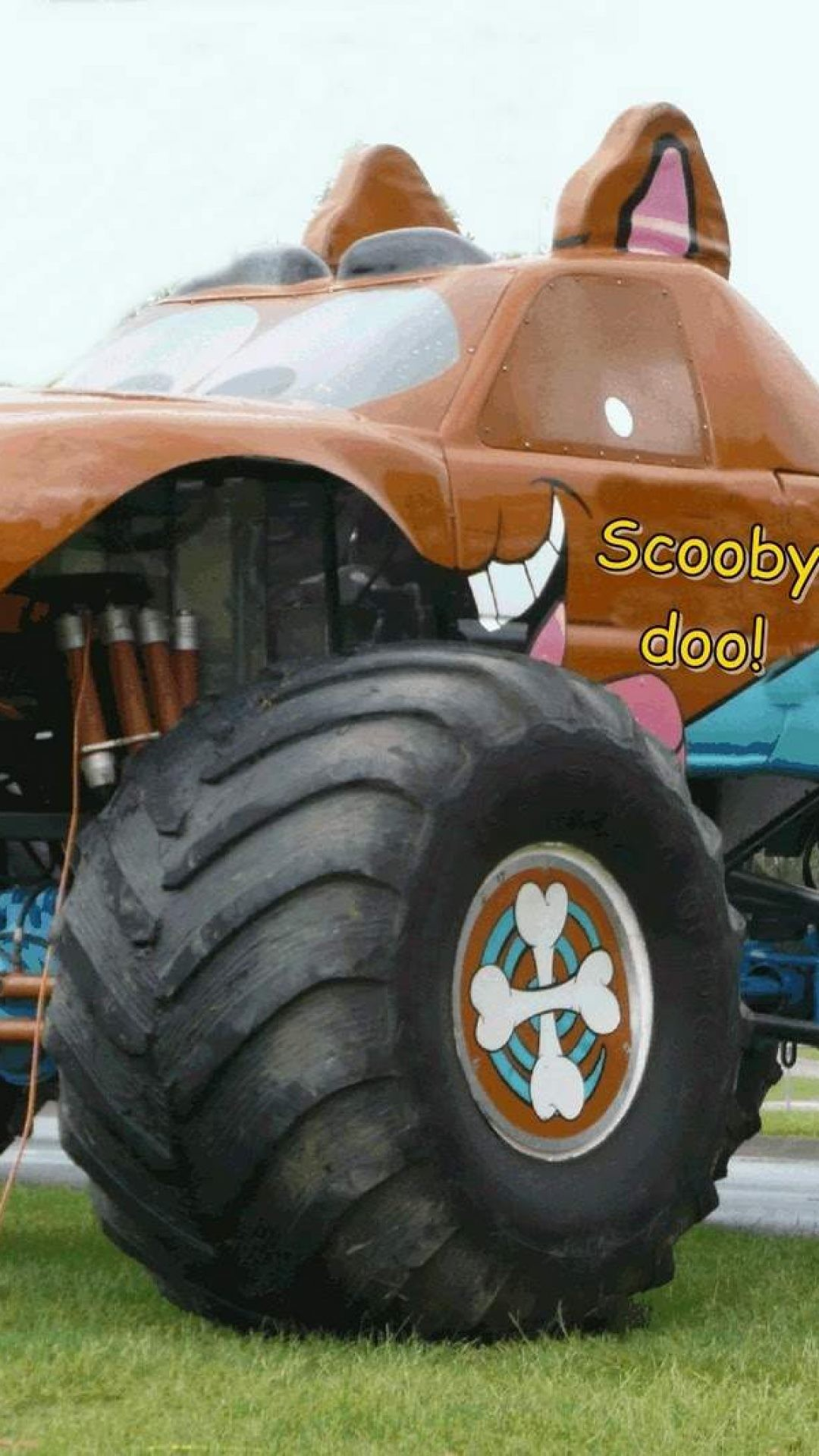 Monster Jam Las Vegas >> Grave Digger Monster Truck Wallpaper (54+ images)