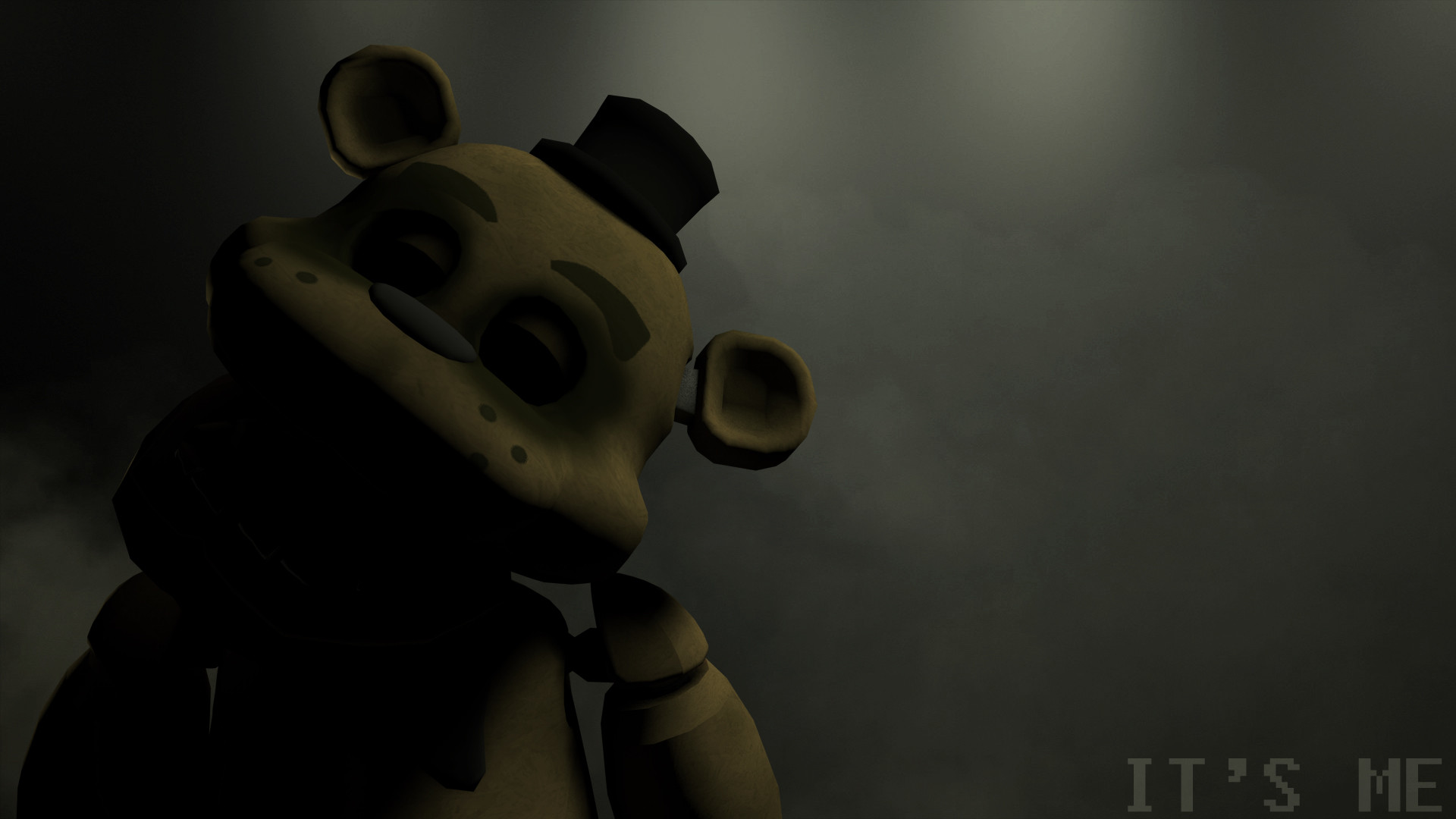 1920x1080 Golden Freddy Wallpaper by NiksonYT Golden Freddy Wallpaper by NiksonYT