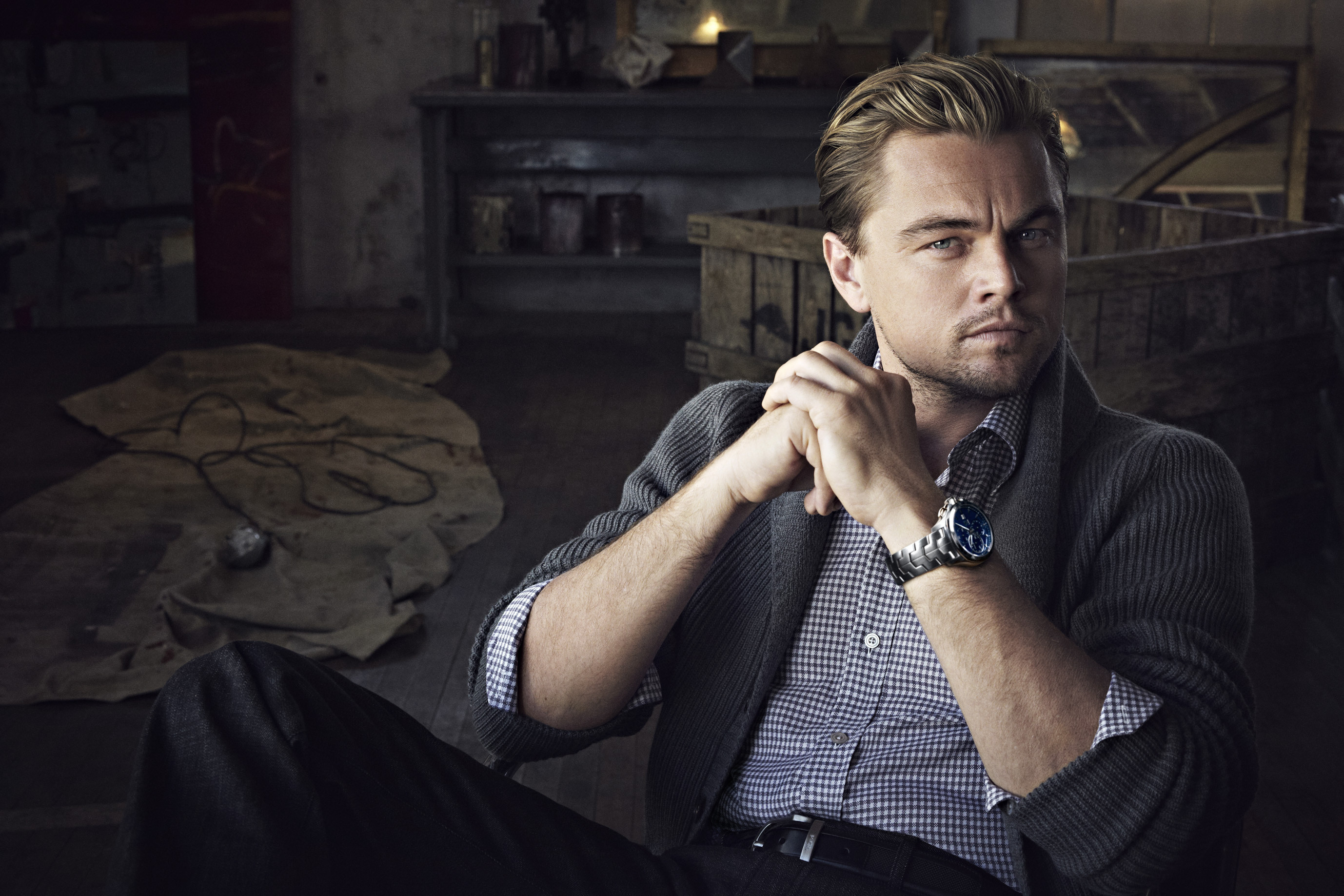 2756x1837 Celebrity - Leonardo Dicaprio Wallpaper