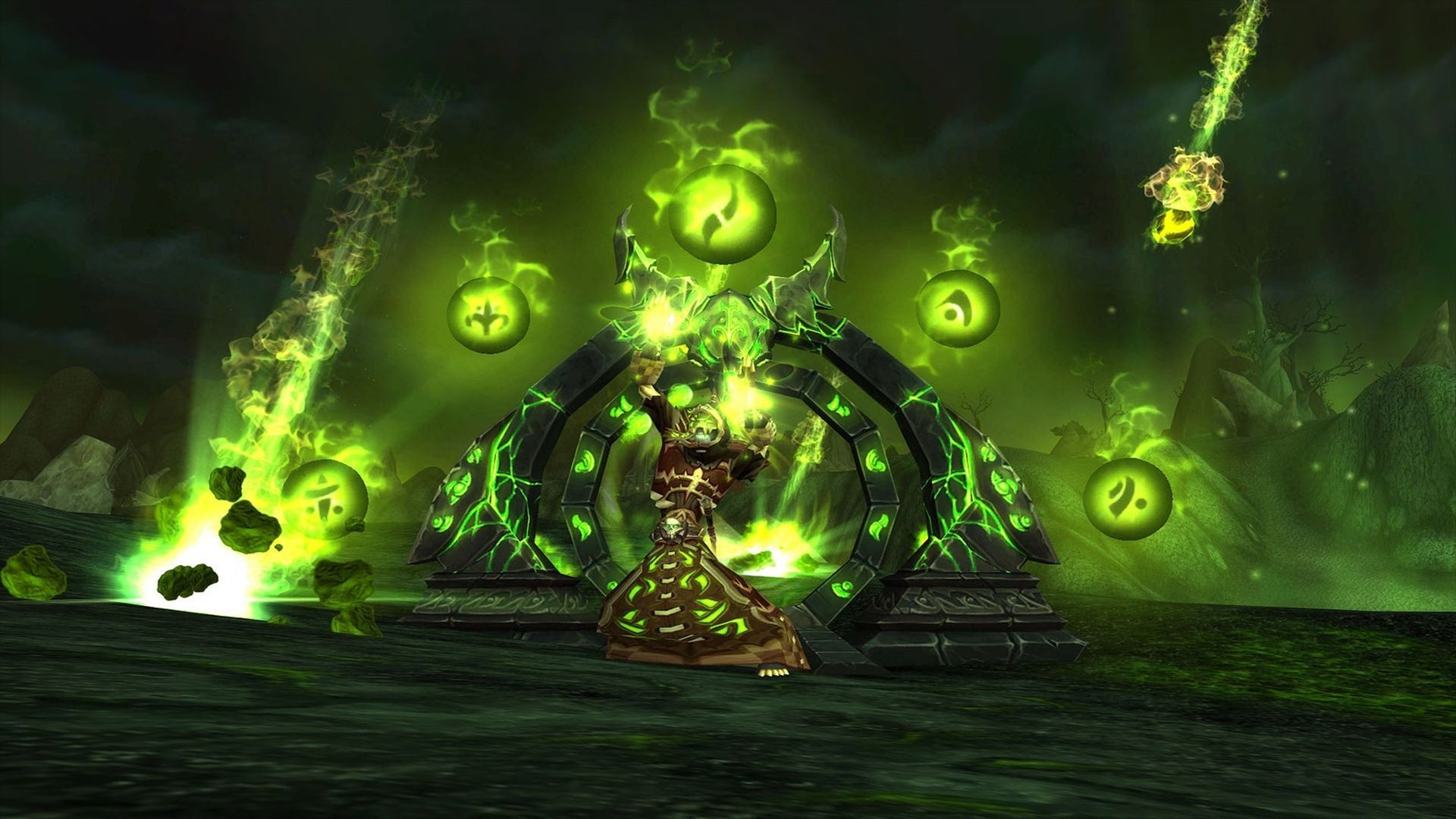 World Of Warcraft Backgrounds 1920x1080