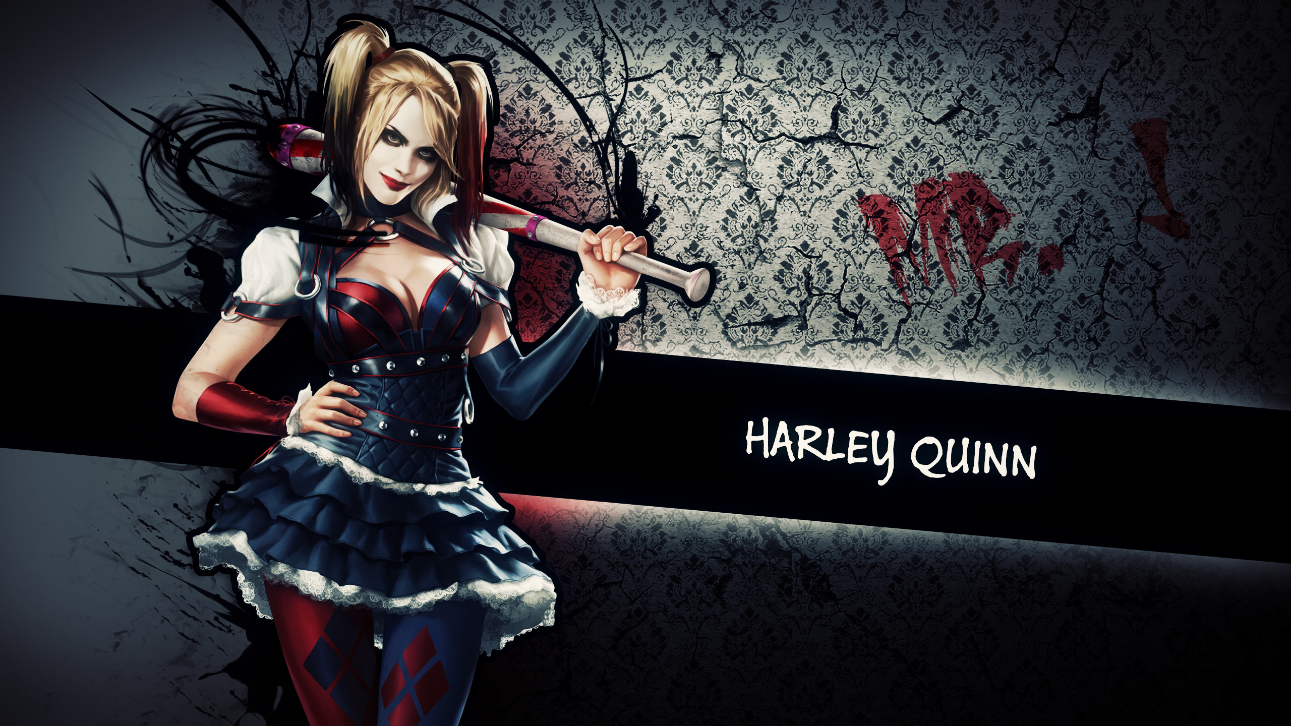 2560x1440 Suicide Squad Latest Wallpapers · Harley Quinn Desktop Wallpaper 04927