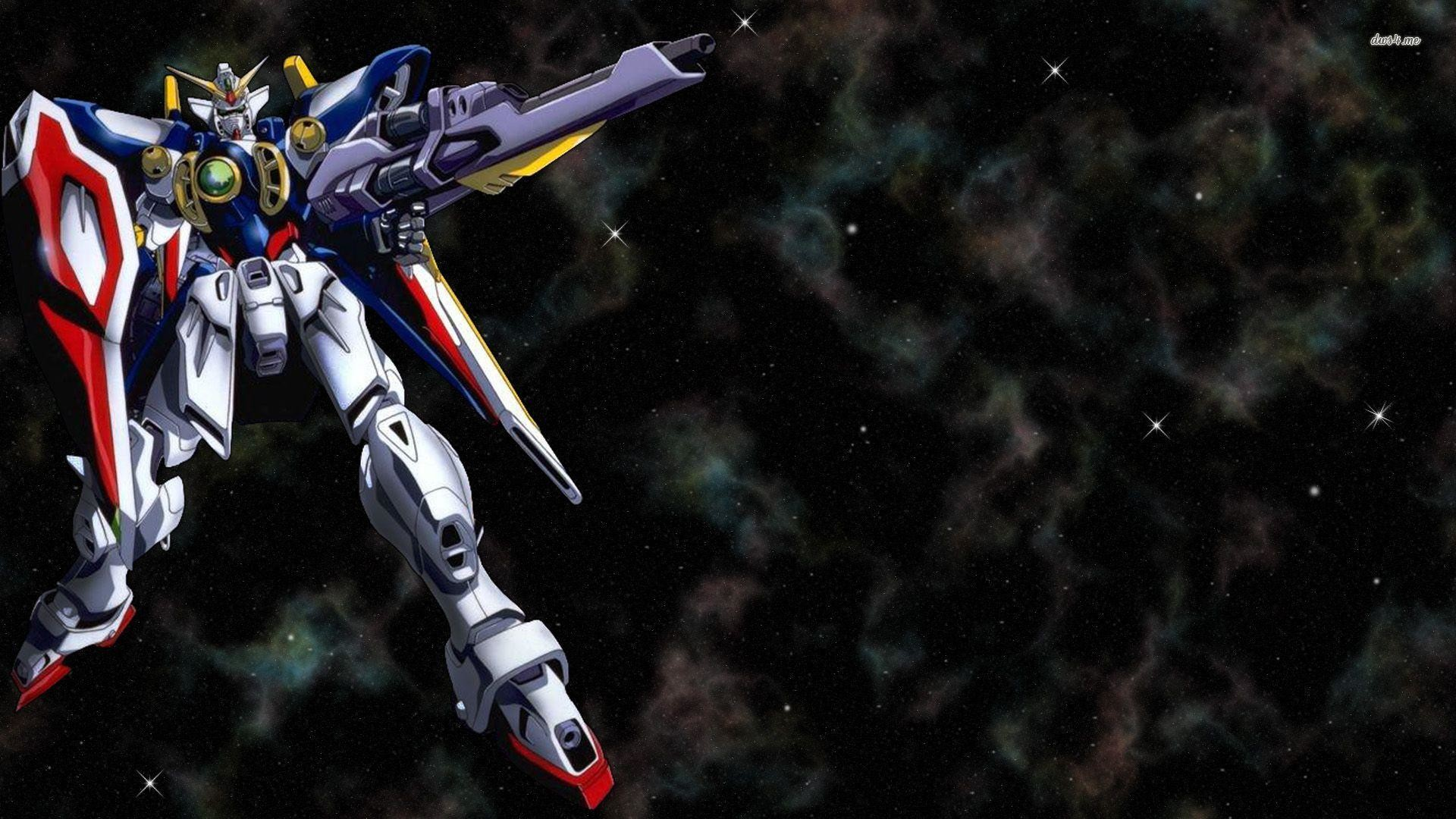 1920x1080 Wallpapers For > Gundam Wing Zero Wallpapers