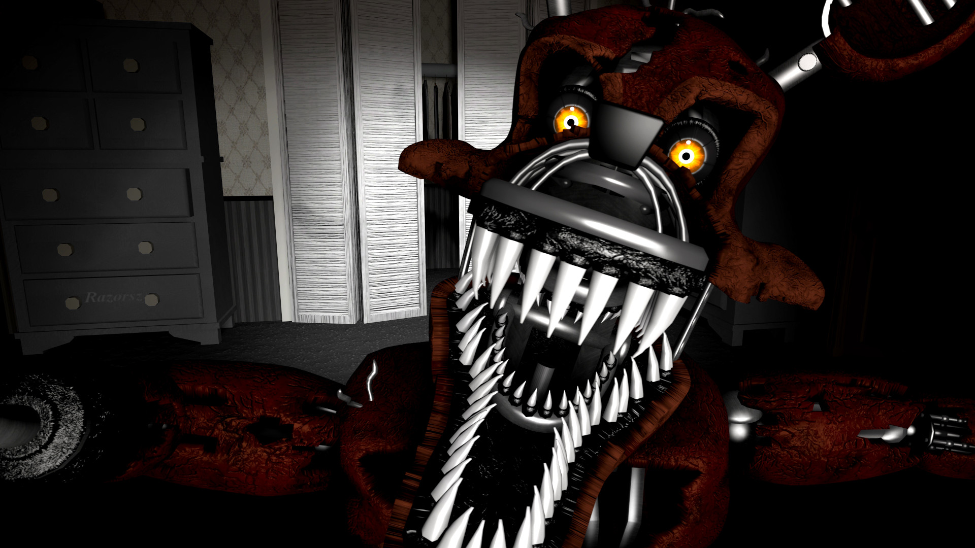 Scary Fnaf Wallpaper (81+ images)