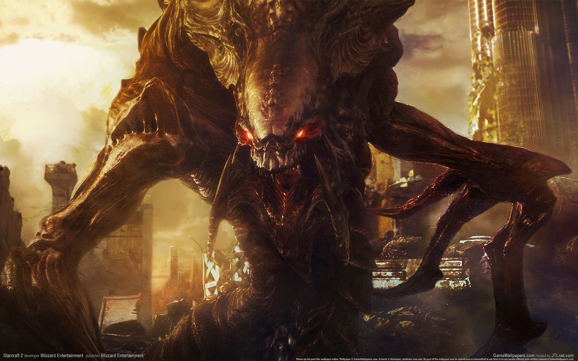 Media StarCraft II Official Game