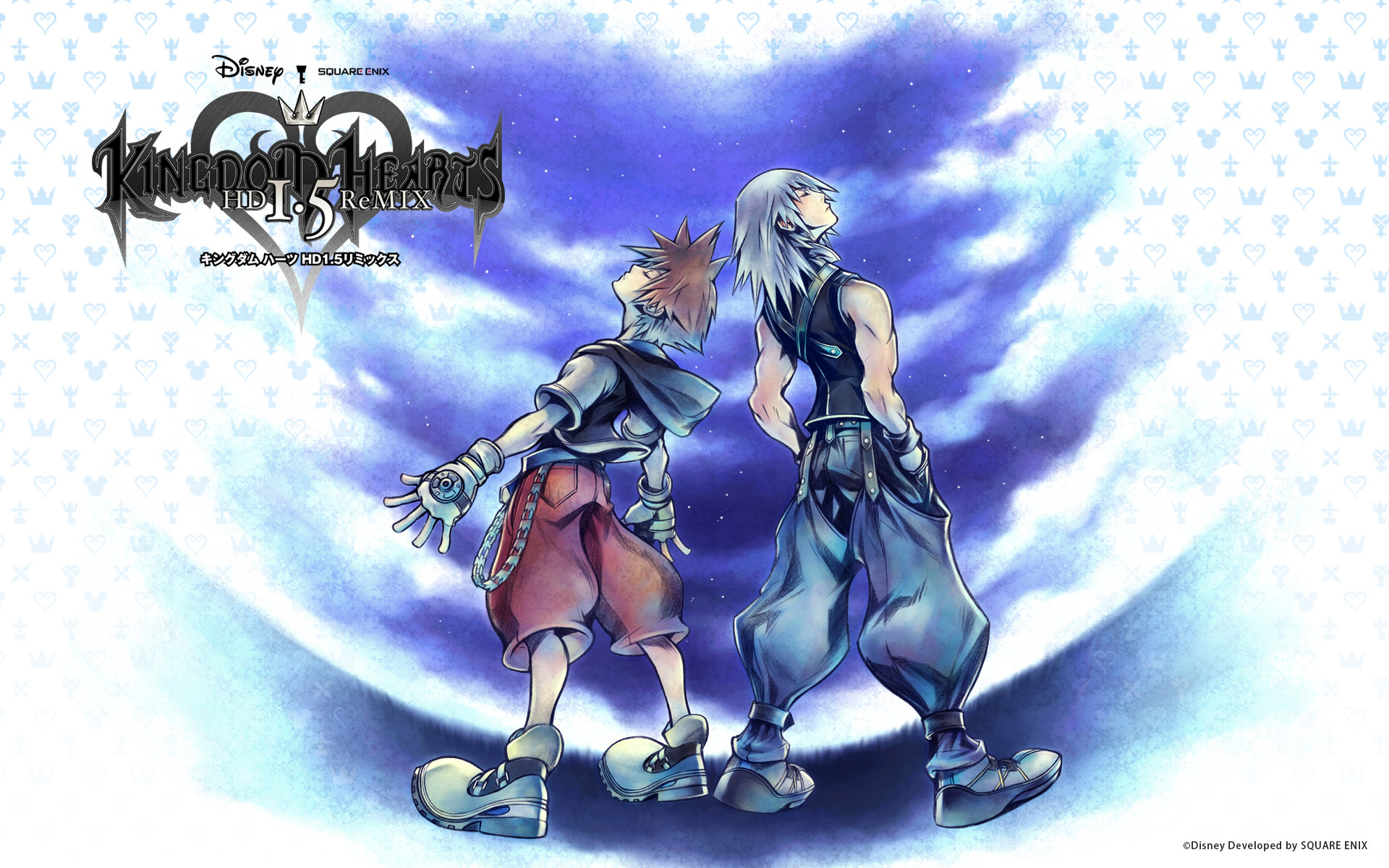 Kingdom Hearts Wallpapers Hd 70 Images