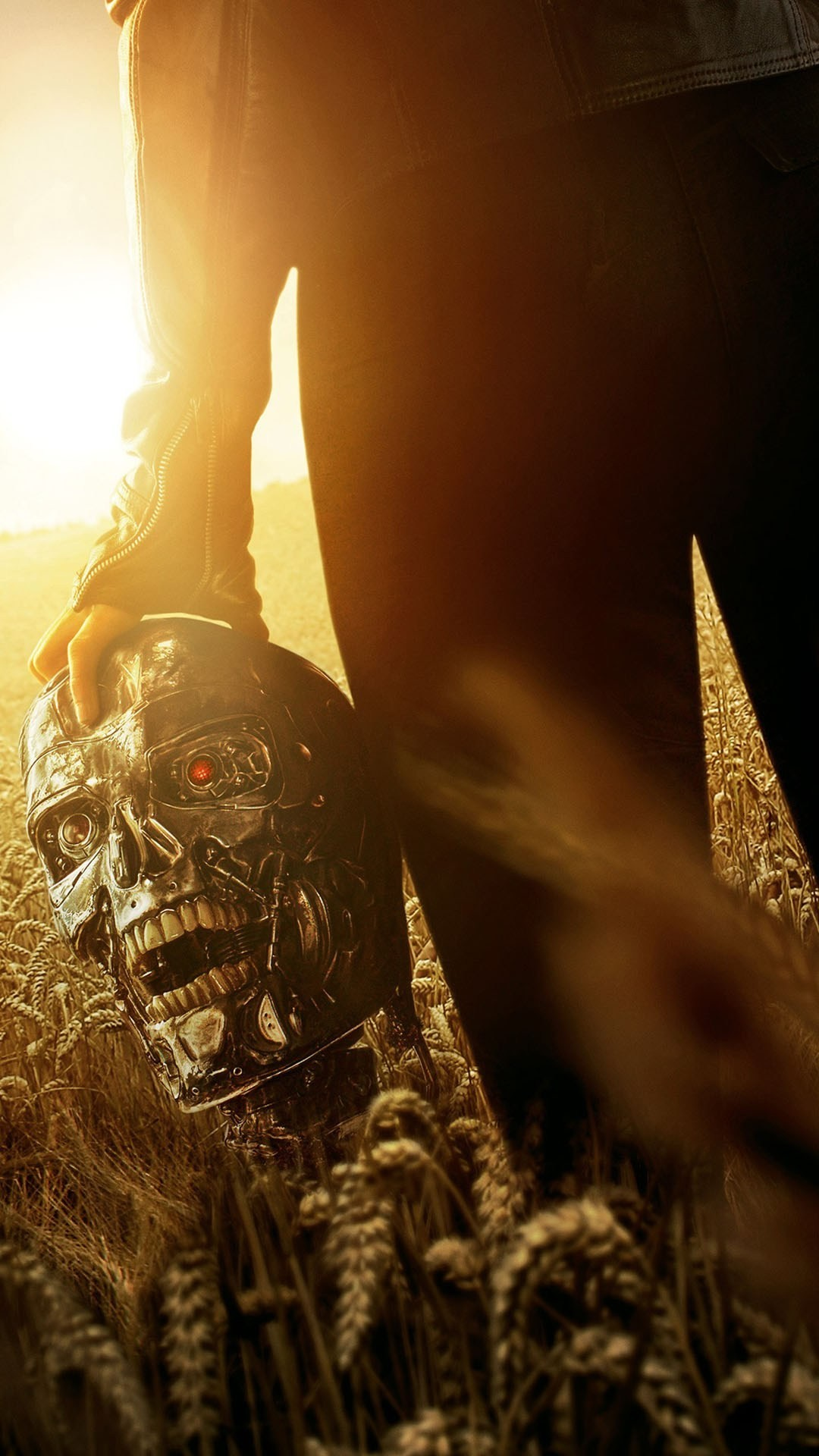 1080x1920 Terminator Genisys Movie iPhone 6 and 6 Plus HD Wallpapers