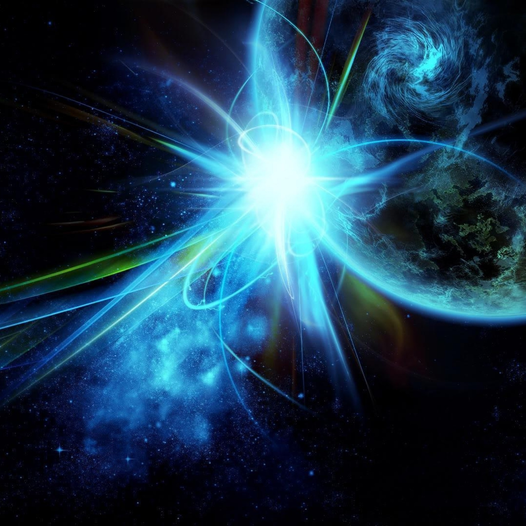 Abstract Space Wallpaper (75+ Images
