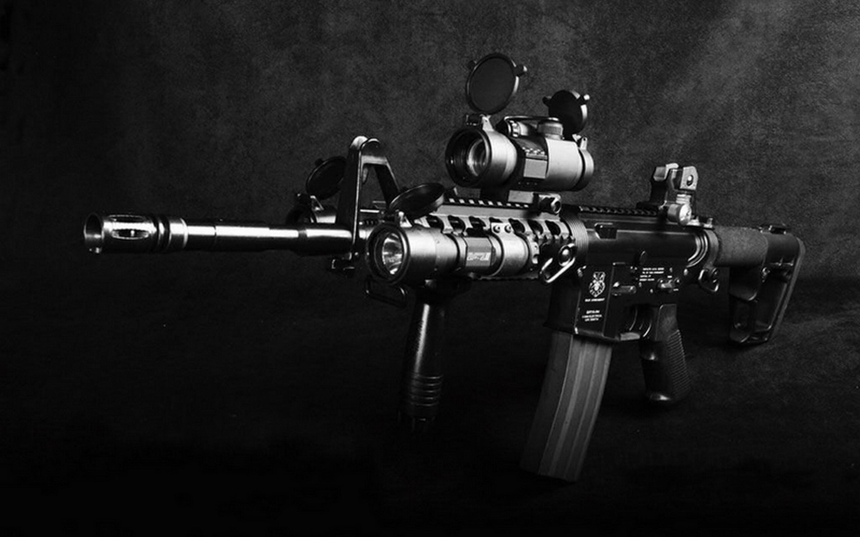 3840x2160 Wallpaper Soul Eater Not Man Gun Guns Art