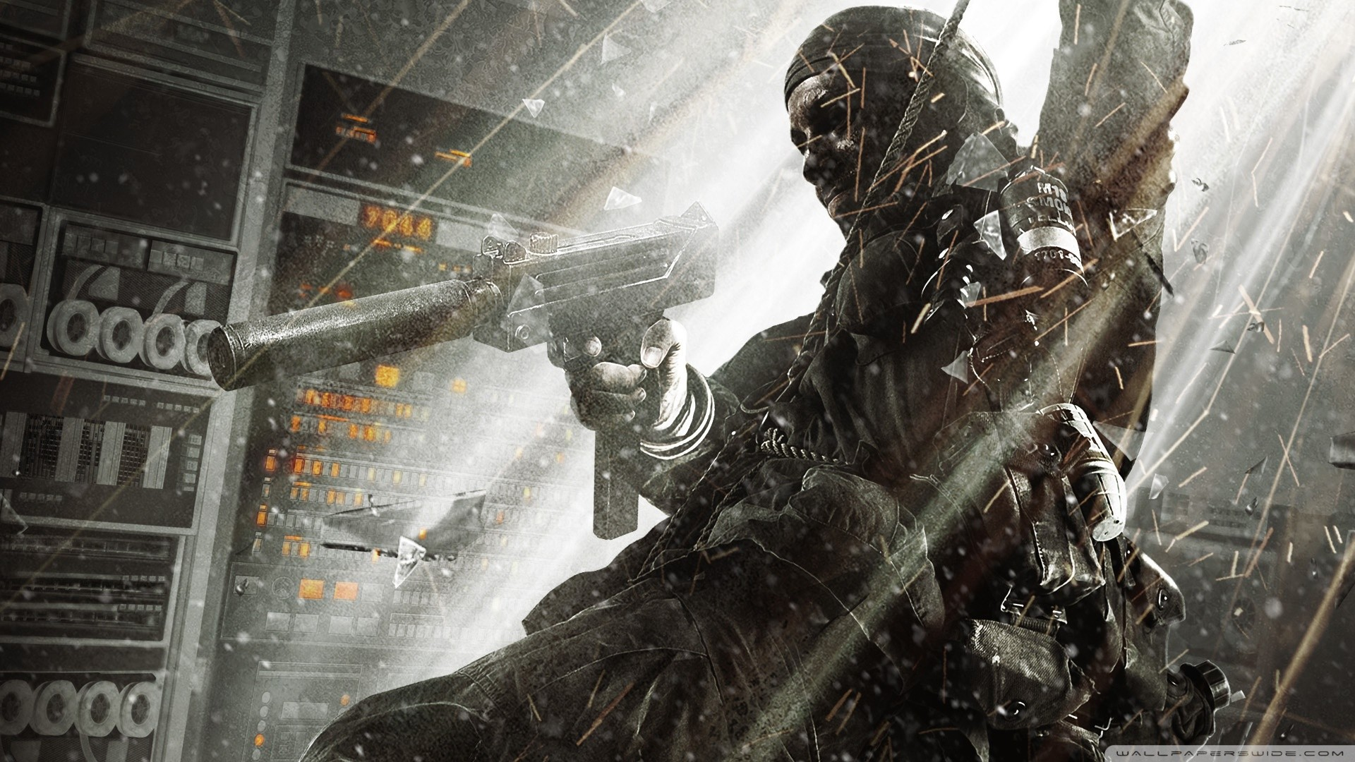 Bo2 Zombies Wallpaper 74 Images