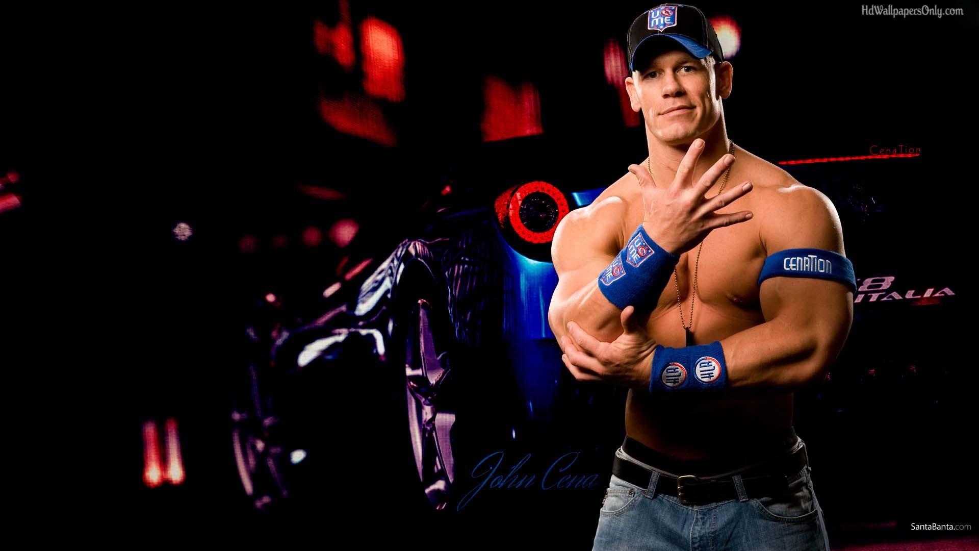 WWE John Cena Wallpaper 2018 (55+ Images