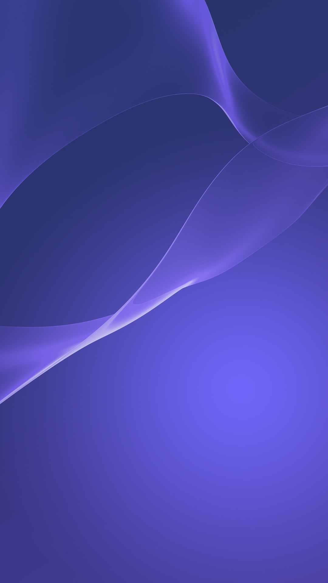 1080x1920 Blue Abstract Wave #iPhone #7 #wallpaper