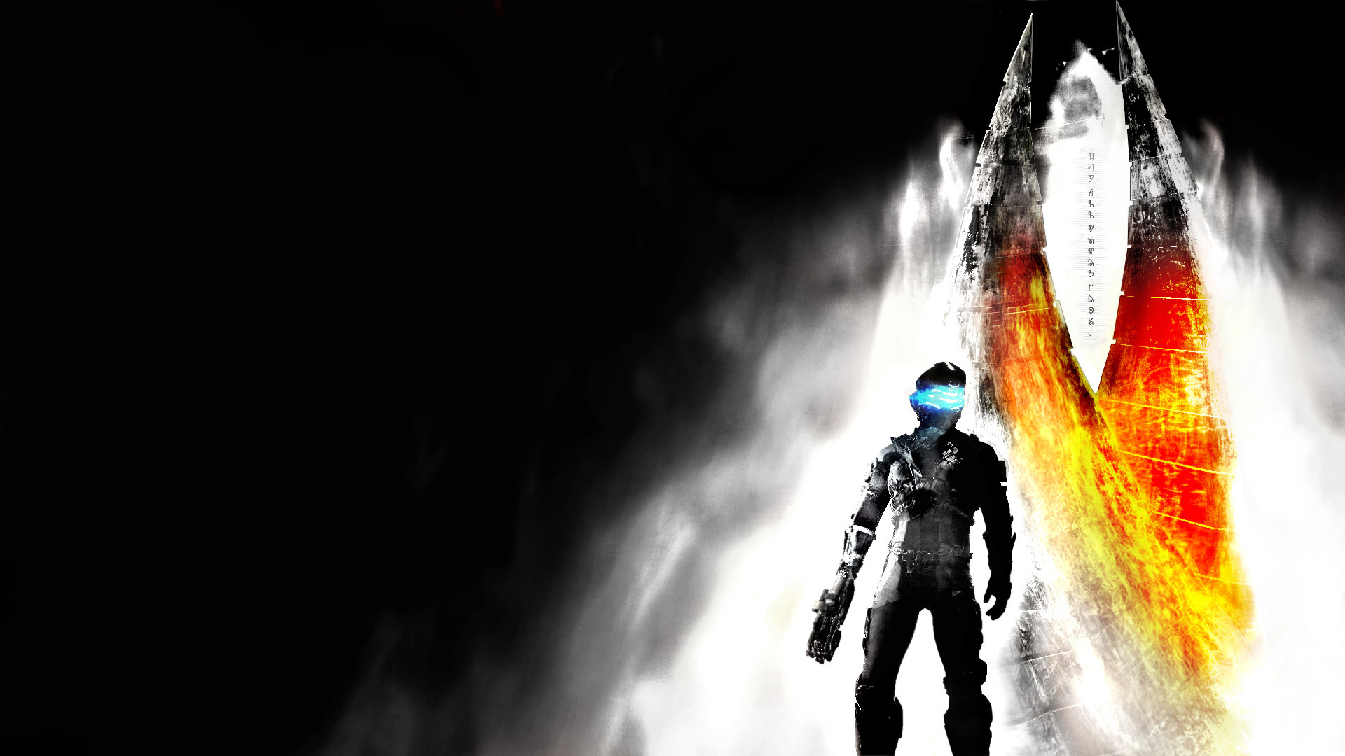 1920x1080 1920x1200 Free Wallpapers - Dead Space 2 Wallpaper