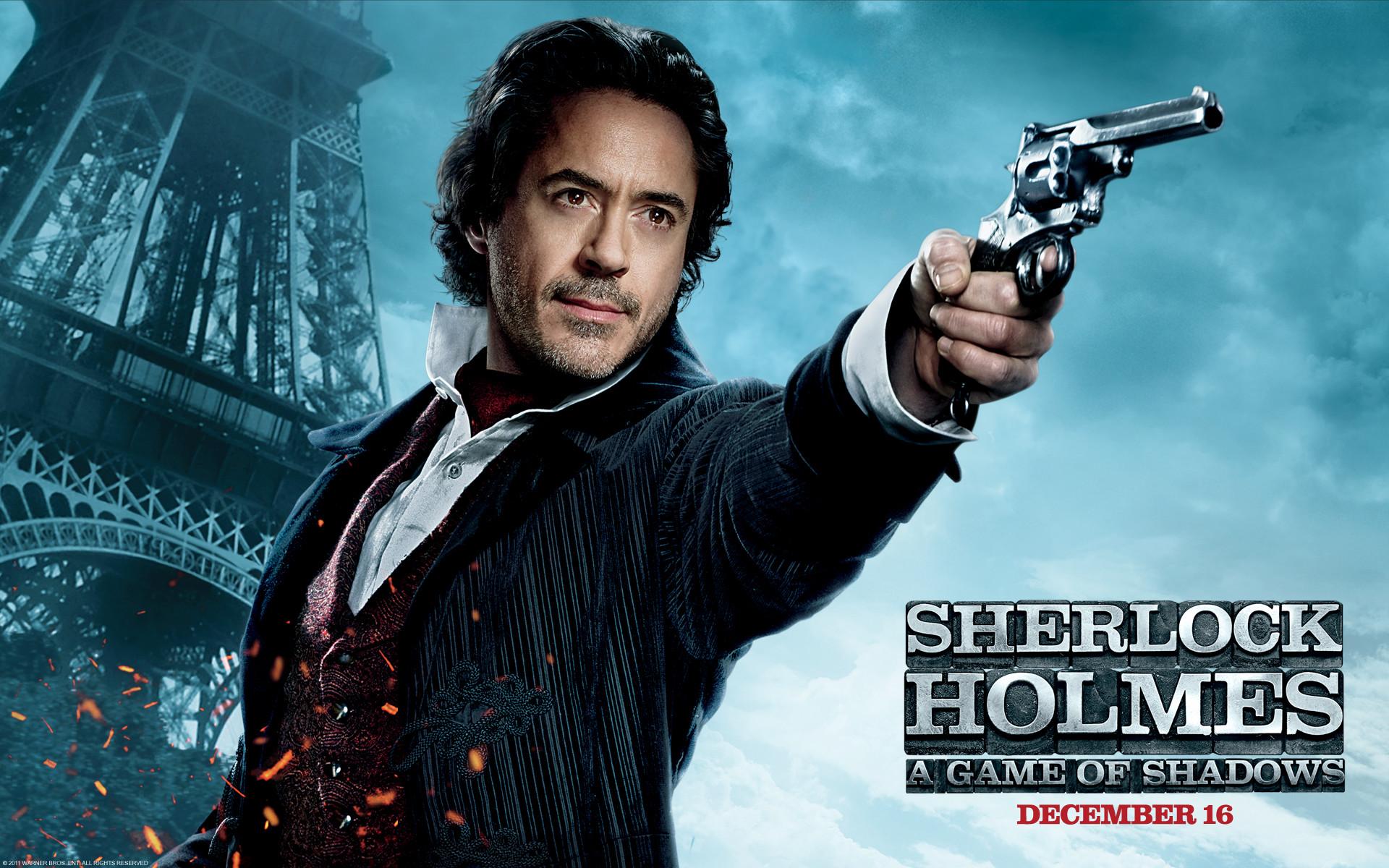 Robert Downey Jr Sherlock Holmes Wallpaper (74+ images)
